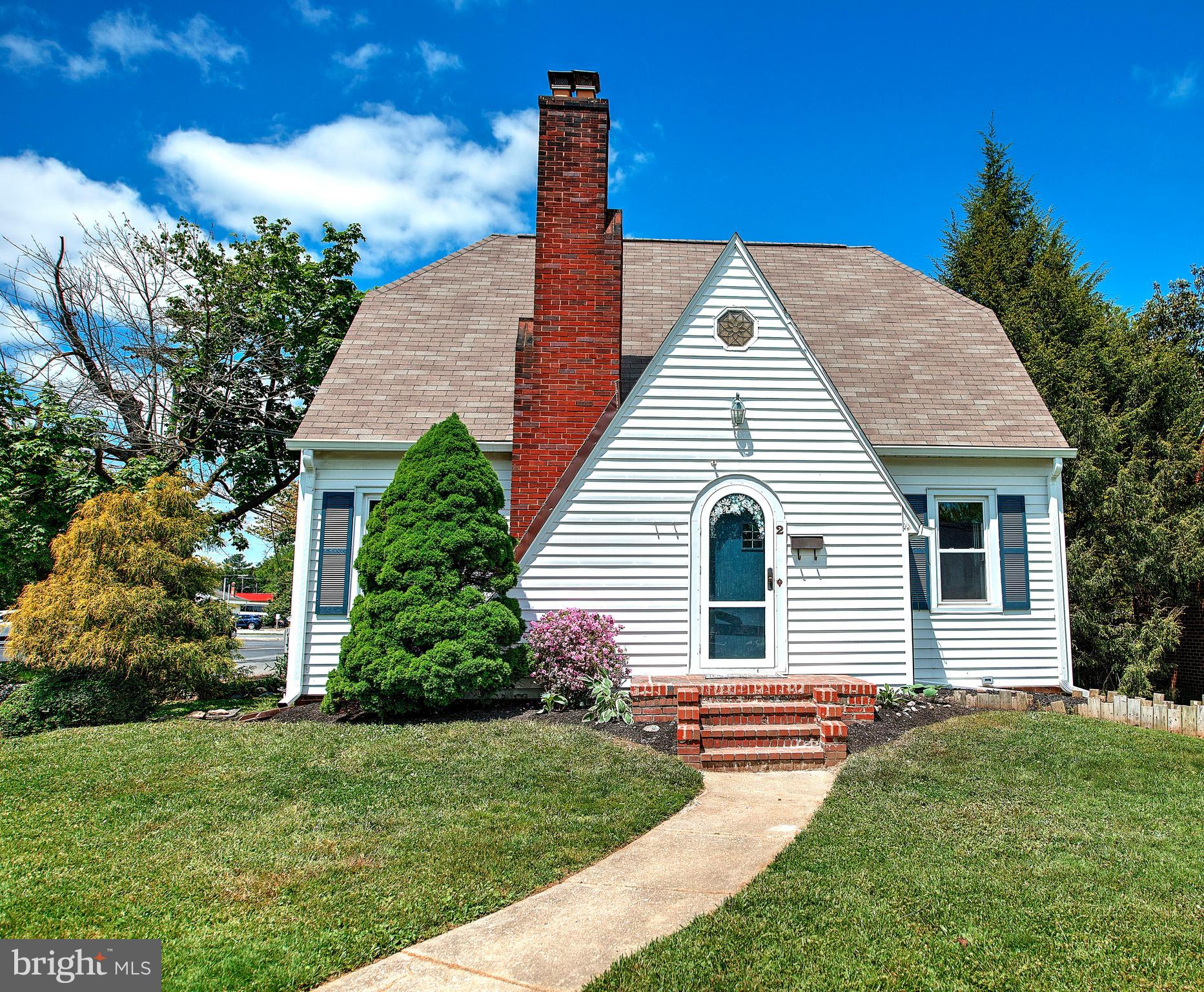 EXQUISITE CAPE COD - Are you looking for a completely updated home with a first floor Primary Bedroo