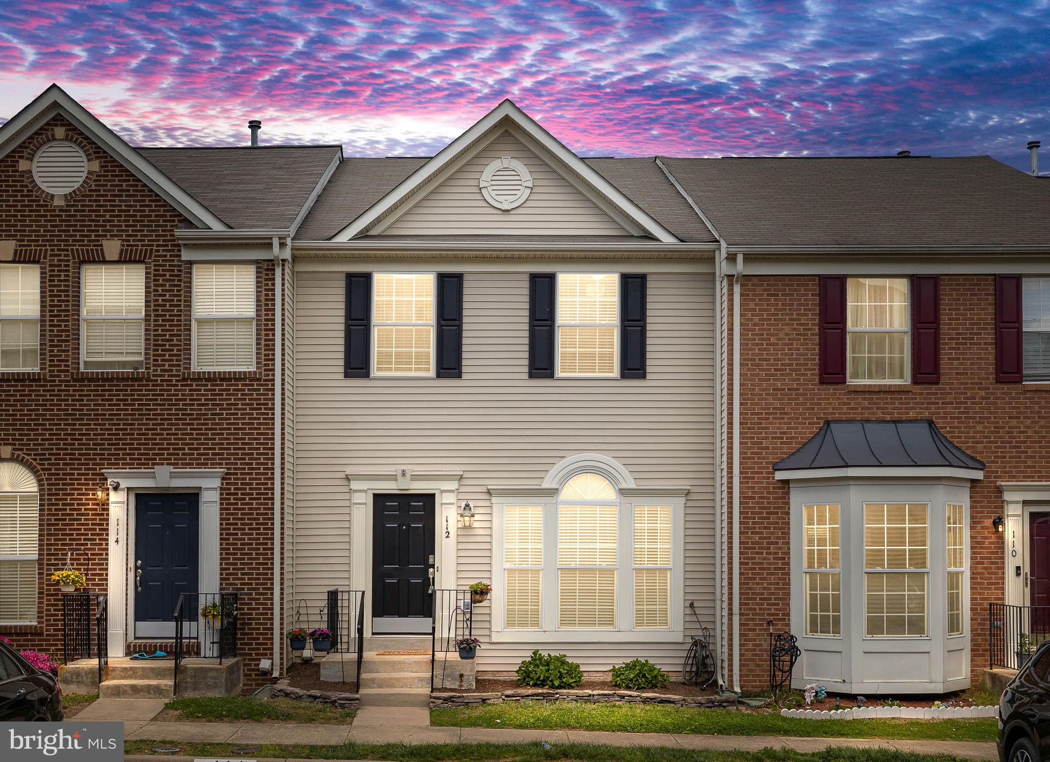 Beautiful and meticulously-cared for townhome just minutes from Quantico right off of I-95. Custom p