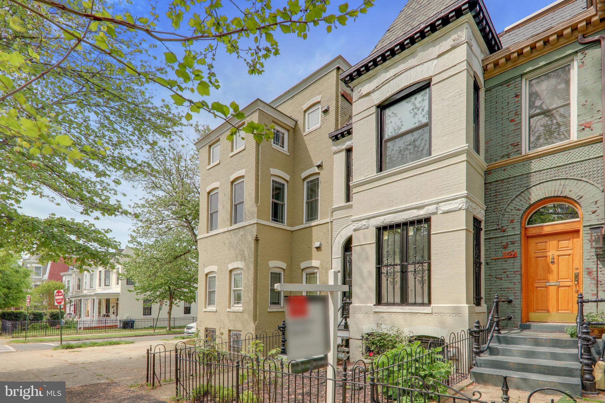 Welcome home to this stunning townhouse in the heart of NE, Washington DC! This interior row townhou