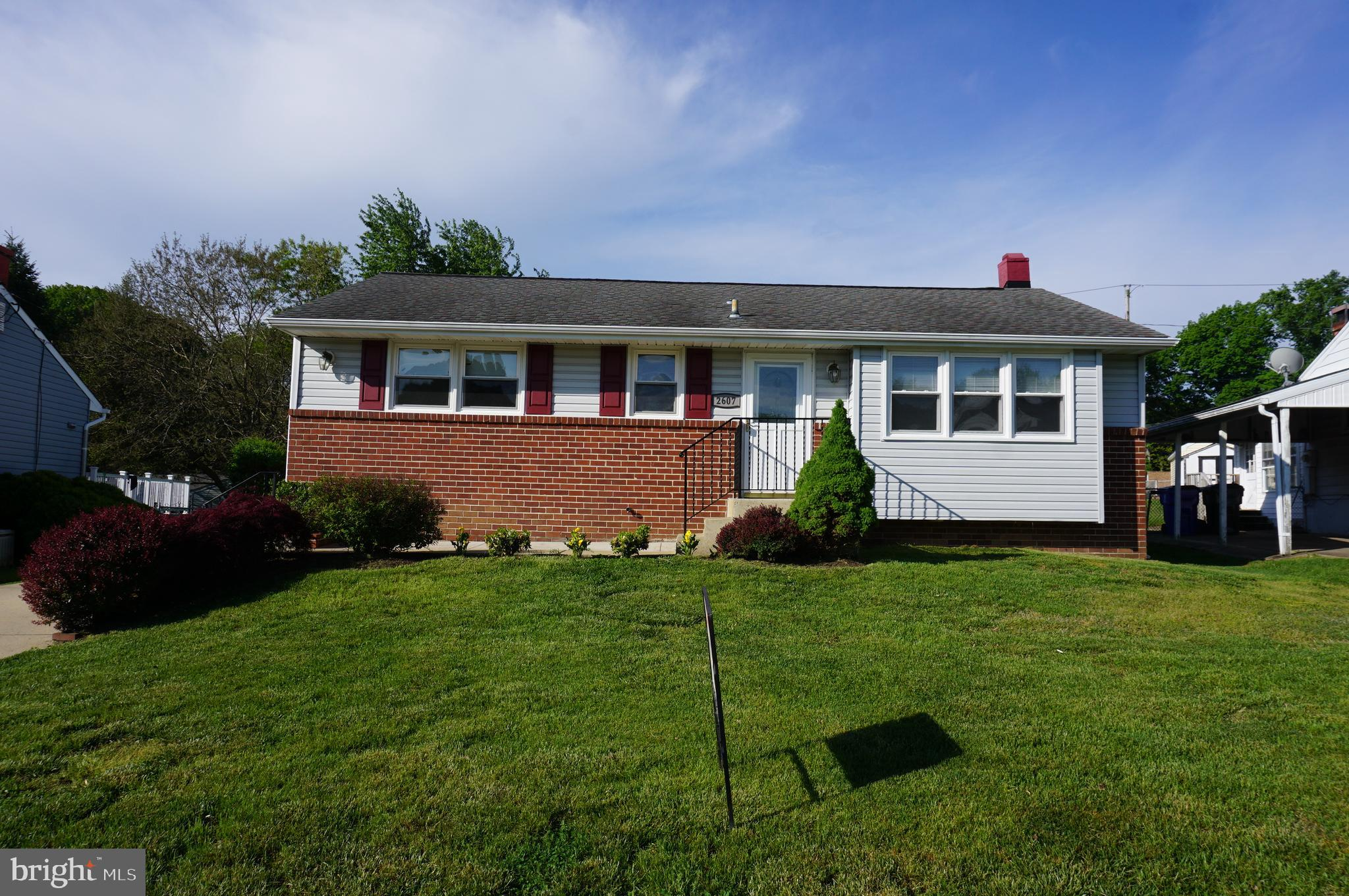 Nice home being sold by the original family. Recently cosmetically updated, the home features fresh