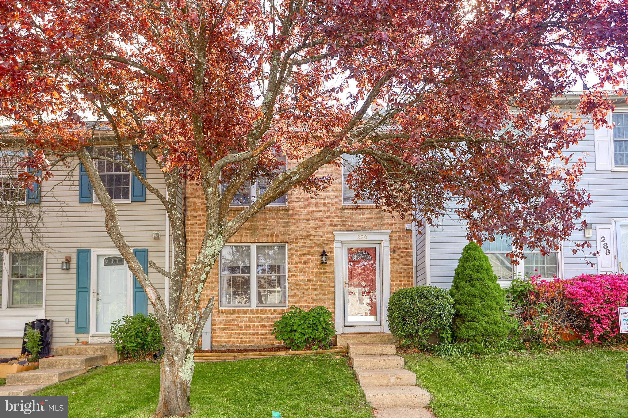 Come and check out this brick home in a perfect location right in between Abingdon and Bel Air right