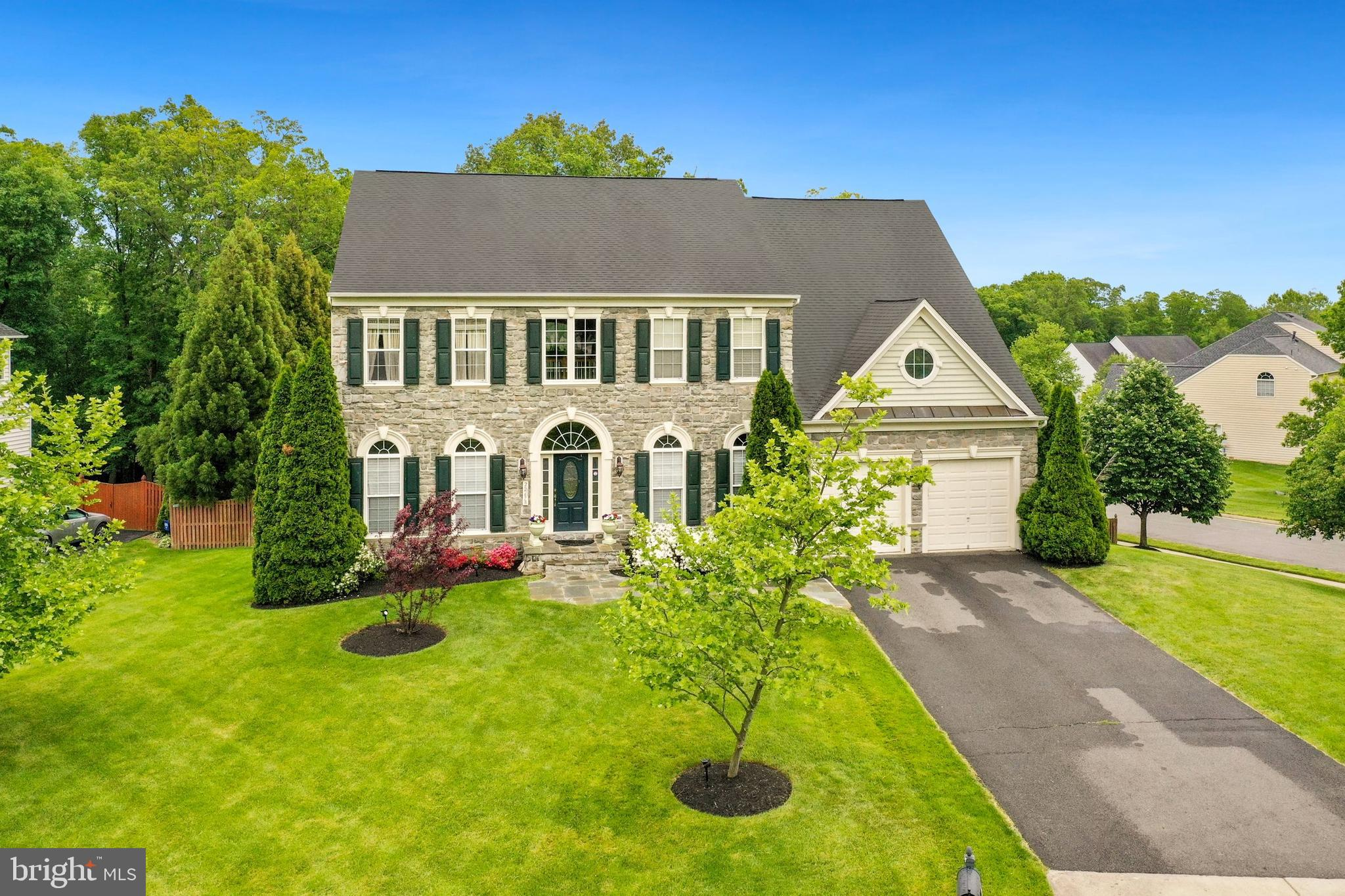 Open House this Sunday 1-4. Stately Greenbriar model offering 6,000 sf of finished luxury living spa