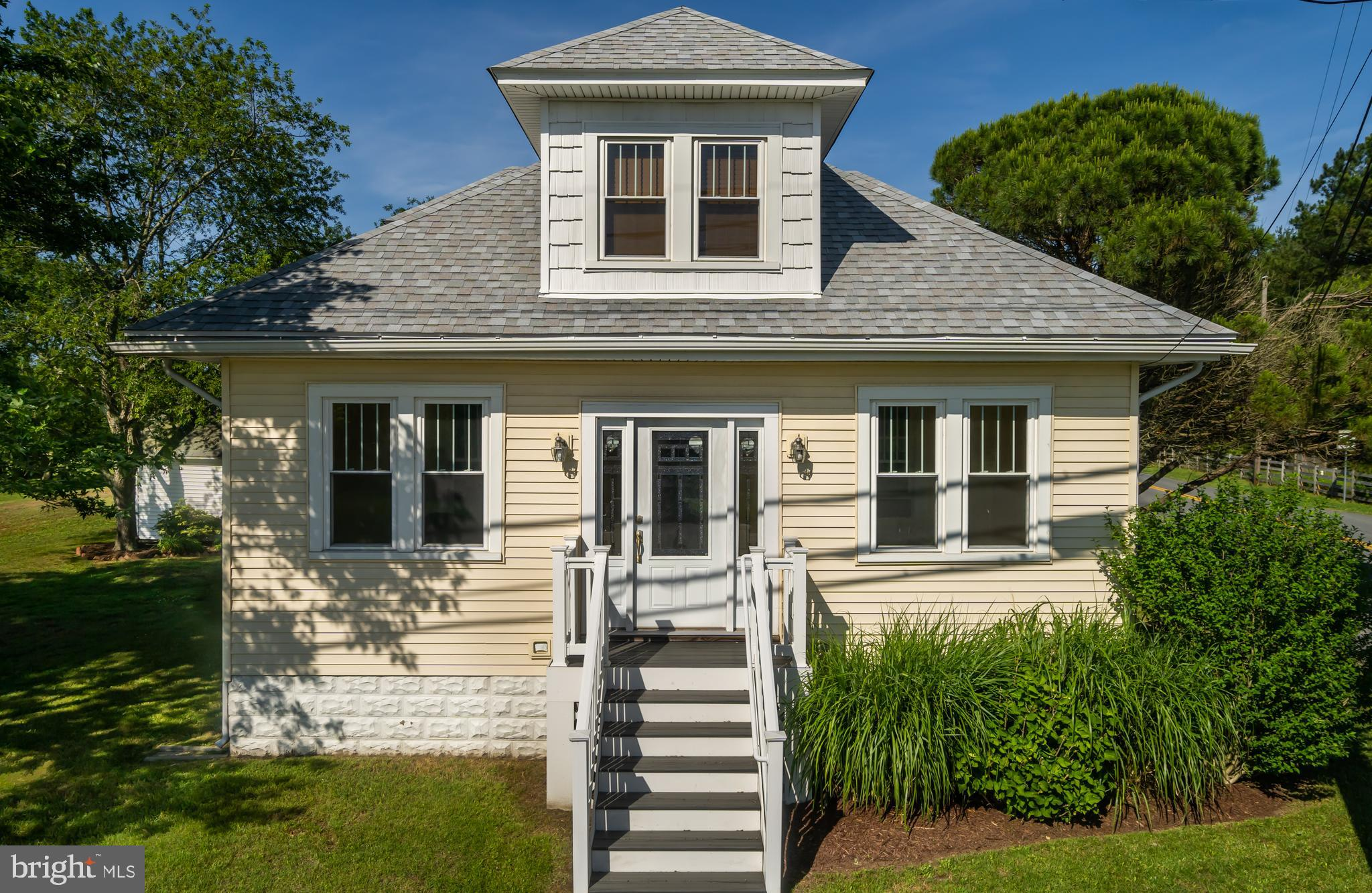 This beautifully upgraded classic, charming timeless home is truly a special piece of real estate si