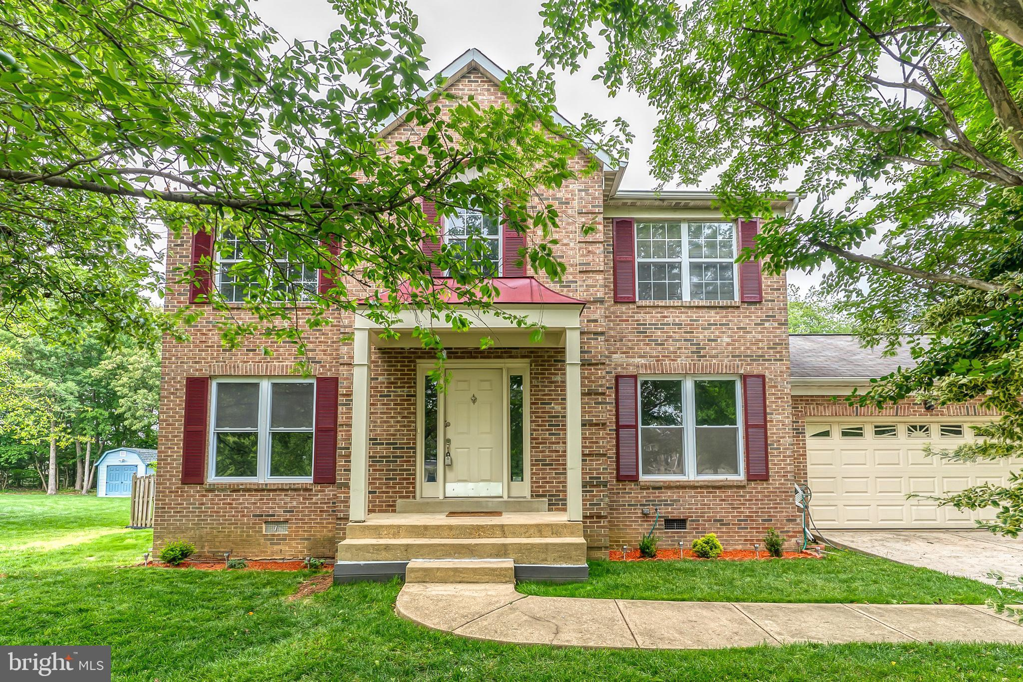 This beautiful colonial is now available! With 4 bedrooms, and 2.5 baths, this home has plenty of sp