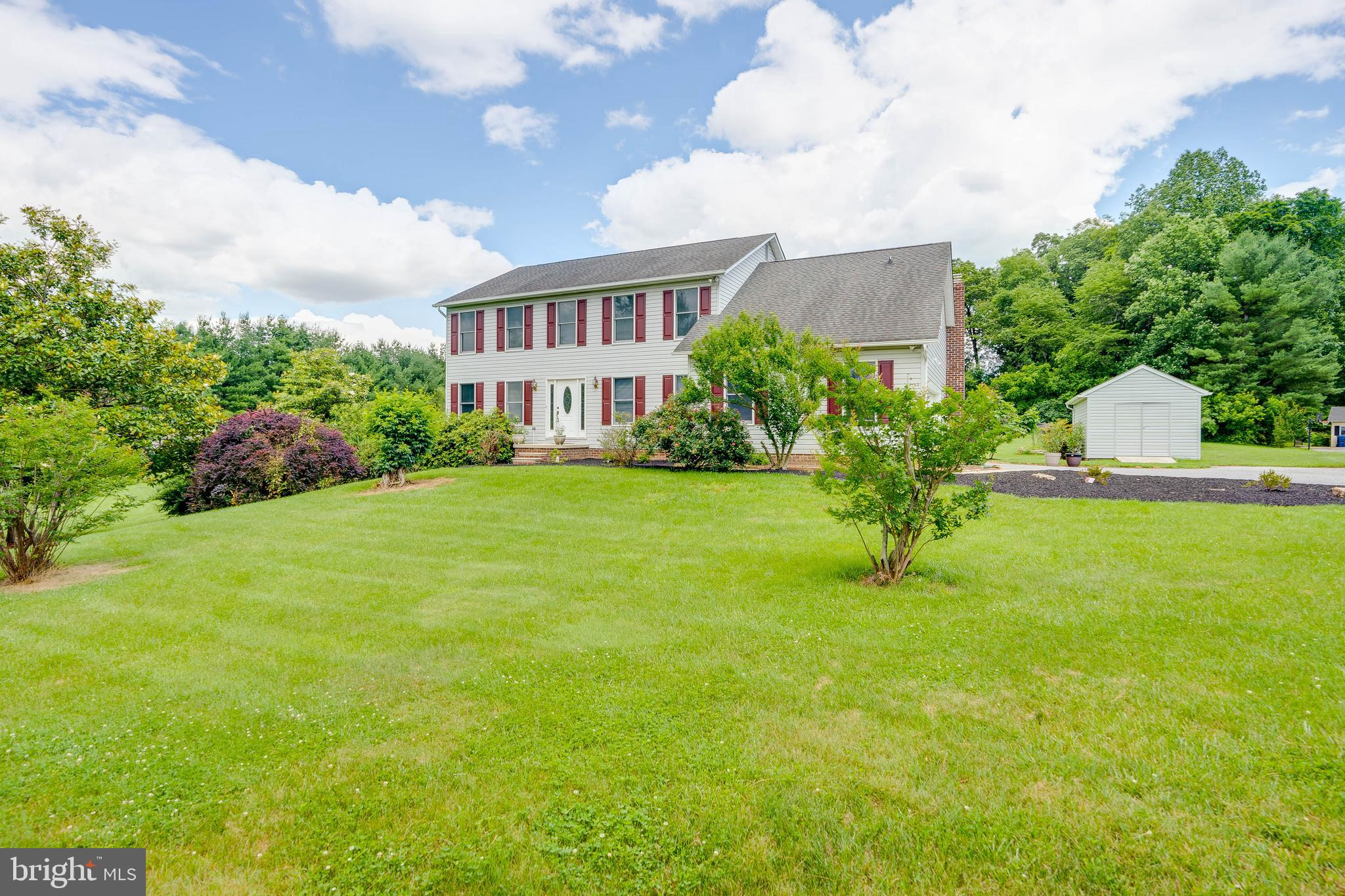 Welcome to 2305 Leeward! This home offers classic colonial charm with modern touches throughout, a r