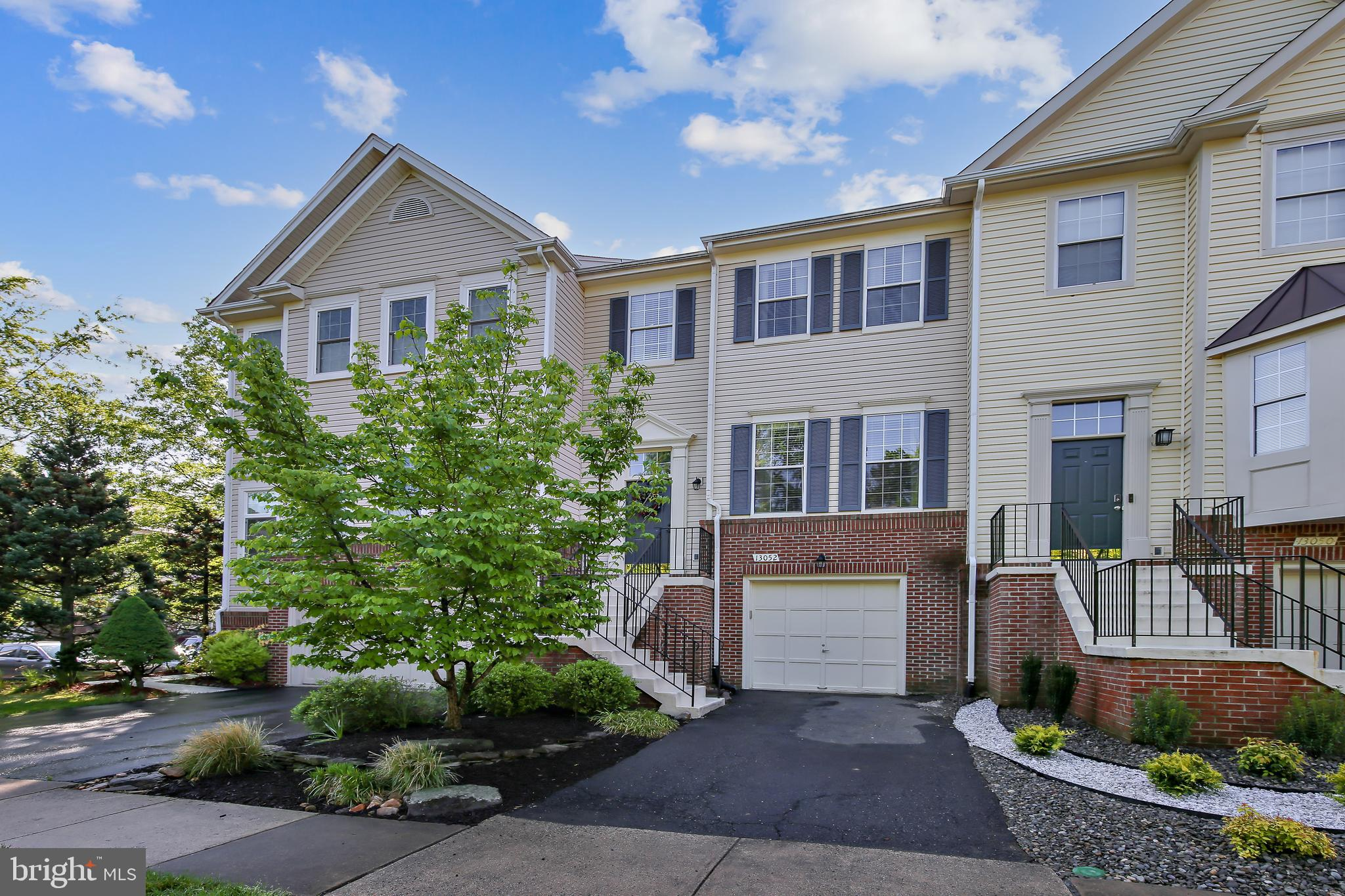 Any and All Offers due by Tuesday at 5pm. Welcome Home!!! Absolutely Beautiful 1 Car Garage Townhome on a Quiet Cul De Sac In Highly Sought After Hayden Village. This 3 Bedroom, 3.5 Bath Townhome Boosts over 2300Sq Ft of Living Space on 3 Levels. From The Moment You Pull In The Drive Way You Feel Right At Home! The Main Level Features a Hardwood Foyer, Sunny Living Room, Formal Dining Area with Hardwoods, Sitting Room/ Office Area with French Doors Leading to a Large Deck Perfect For Entertaining and a Gourmet Kitchen. The Kitchen has Stainless Appliances, Granite, Breakfast Bar and a Pantry.  The Lower Level has a Family Room with a Wood Burning Fireplace, Full Bathroom, Laundry Area and Storage. The Upper Level Features a Master Suite with a Walk In Closet and an Owners Bath. The Upper Level has 2 Additional Great Size Bedrooms and a Hall Bath. This Home is Walking Distance to Hayden Village Swimming Pool, Tennis Courts, Play Ground and So Much More. Conveniently Located Near Shopping, Restaurants, Old Town Clifton,  Parks and More. Fantastic Location with Easy Access to 66, 7100, Braddock Rd and 29. Great Schools. Hurry Home!