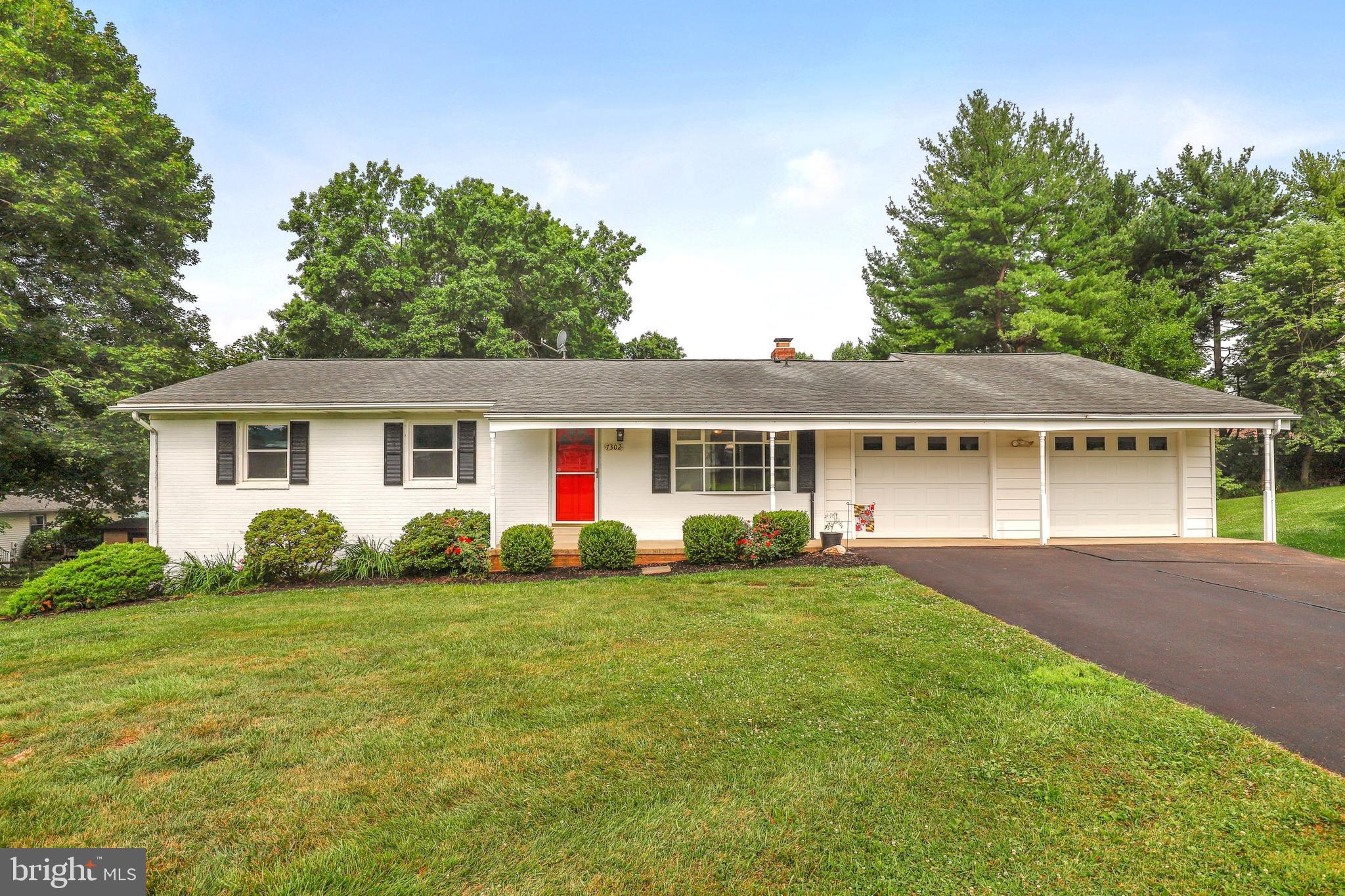 Welcome to 7302 Aspen Ct in picturesque Middletown.  This lovingly cared for and updated cul-de-sac
