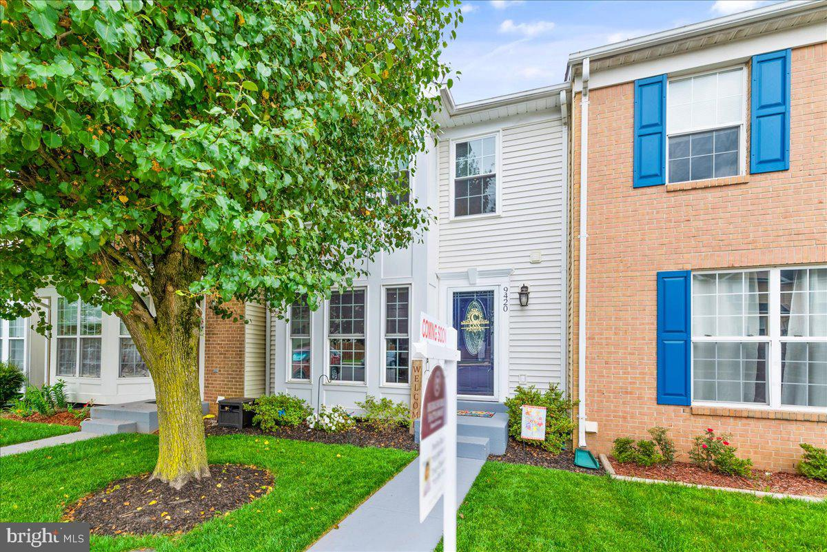 Beautiful townhome in Belmont Station! This home has been UPDATED and UPGRADED!! Extremely well maintained and modern! Brand New Carpeting and Brand New LVP flooring on main level (2021).  All windows replaced (2017) New roof and siding replaced (2016). Hot water heater and HVAC replaced (2014). Fence replaced (2020).  It TRULY is move in ready and gorgeous!   Don't miss out on this GEM!