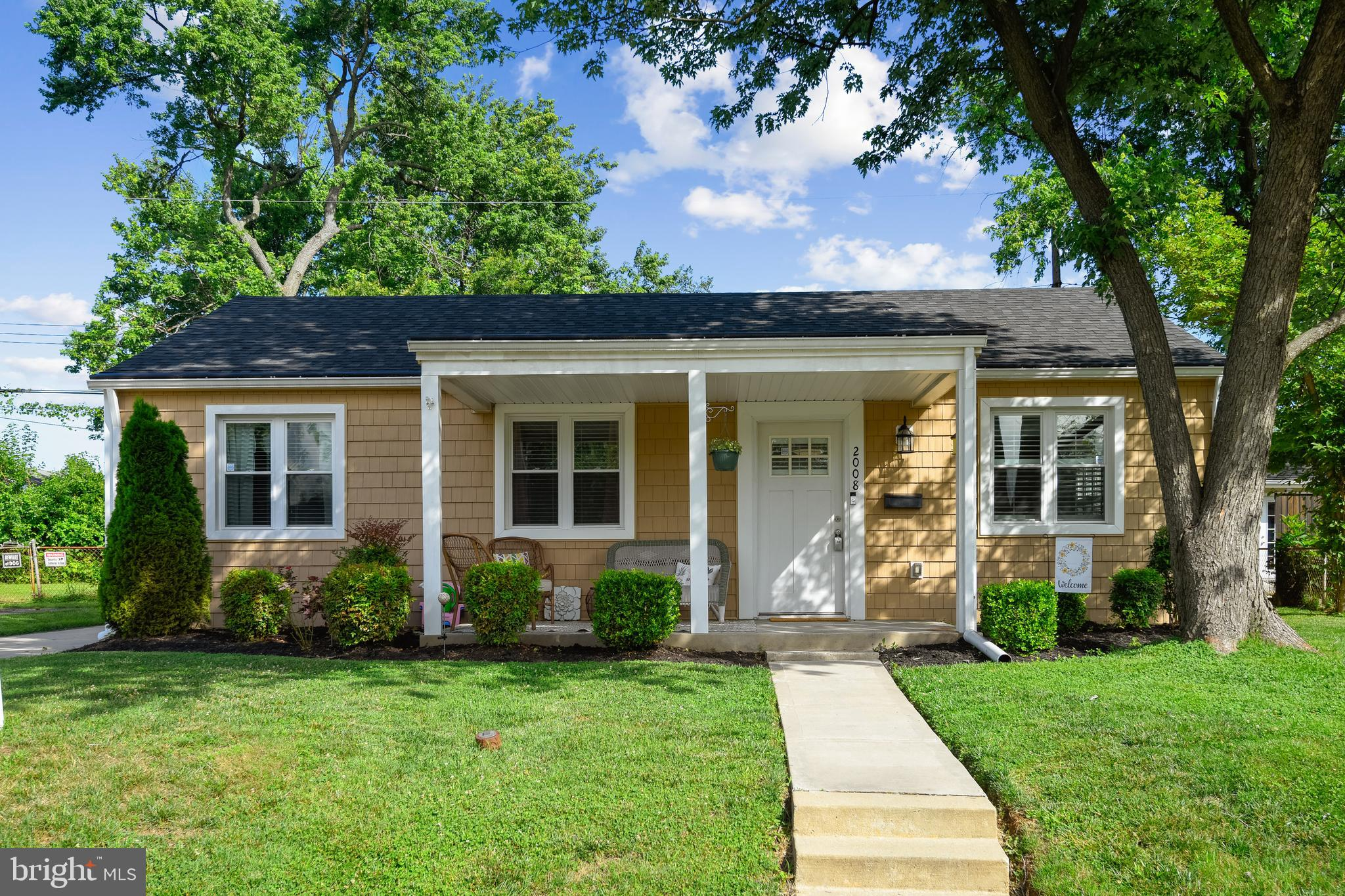 This gorgeous 3 bed; 2 bath rancher was COMPLETELY renovated in 2015 with a brand new interior and e
