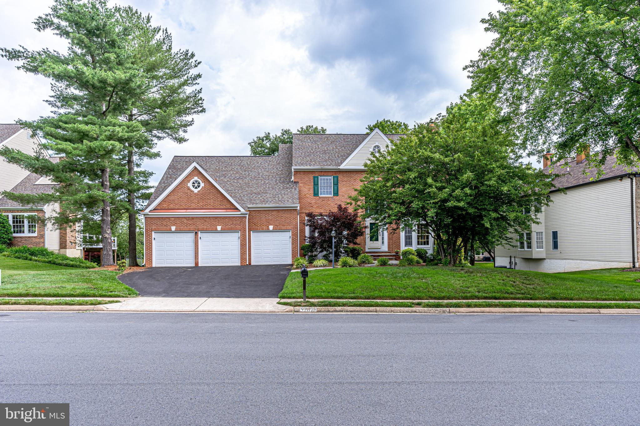 Gorgeous 4BR/3.5BA colonial in desirable Hampton Forest w/ 3-car garage, fully automated home genera