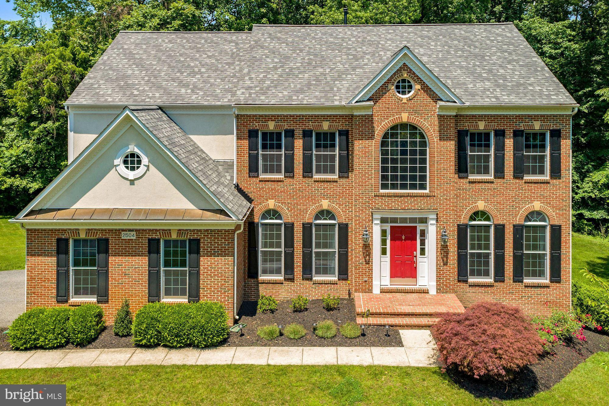 Amazing opportunity to own your 1 acre dream home in one of Davidsonville's most sought out neighbor