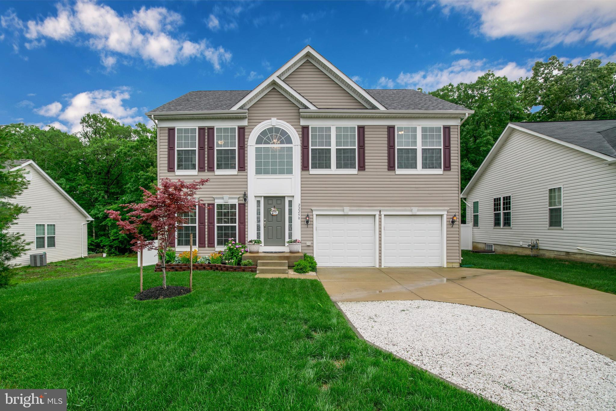 Why wait for new construction when you can get this newly built move in ready home. Everything has b