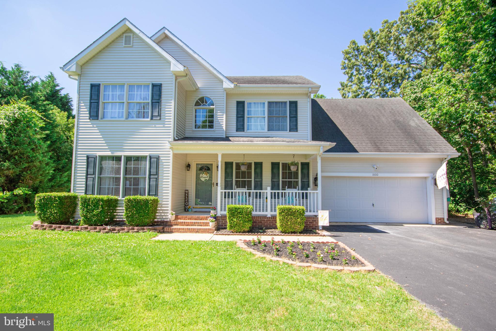 Wow!  This is a must see!!  Fabulous floorplan with lots of living space downstairs and a great bonu