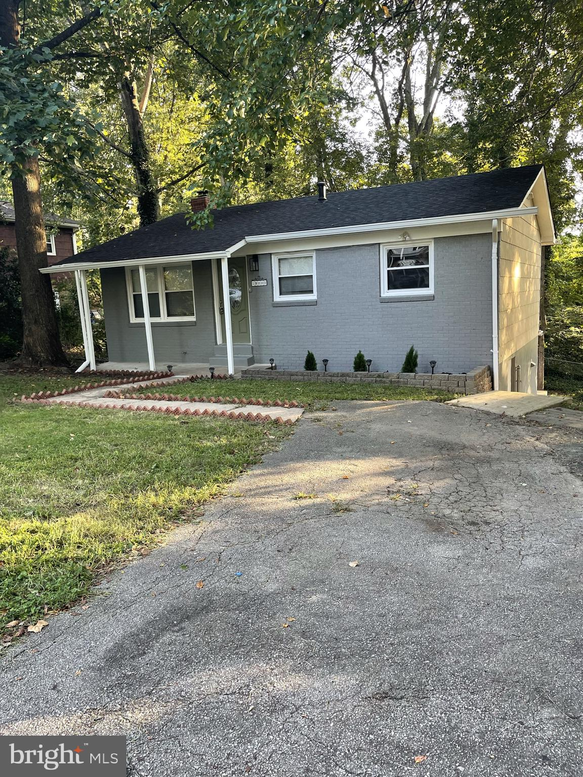 Welcome Home! Good size lot and home, recently renovated both levels, newer kitchen, breakfast bar,