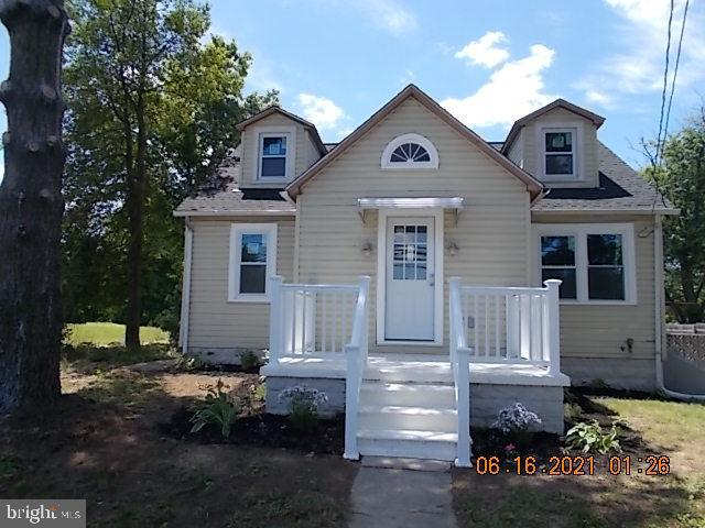 A wonderful opportunity to own this newly renovated 4-6 bedroom , 2 bath Cape cod , with a two car g