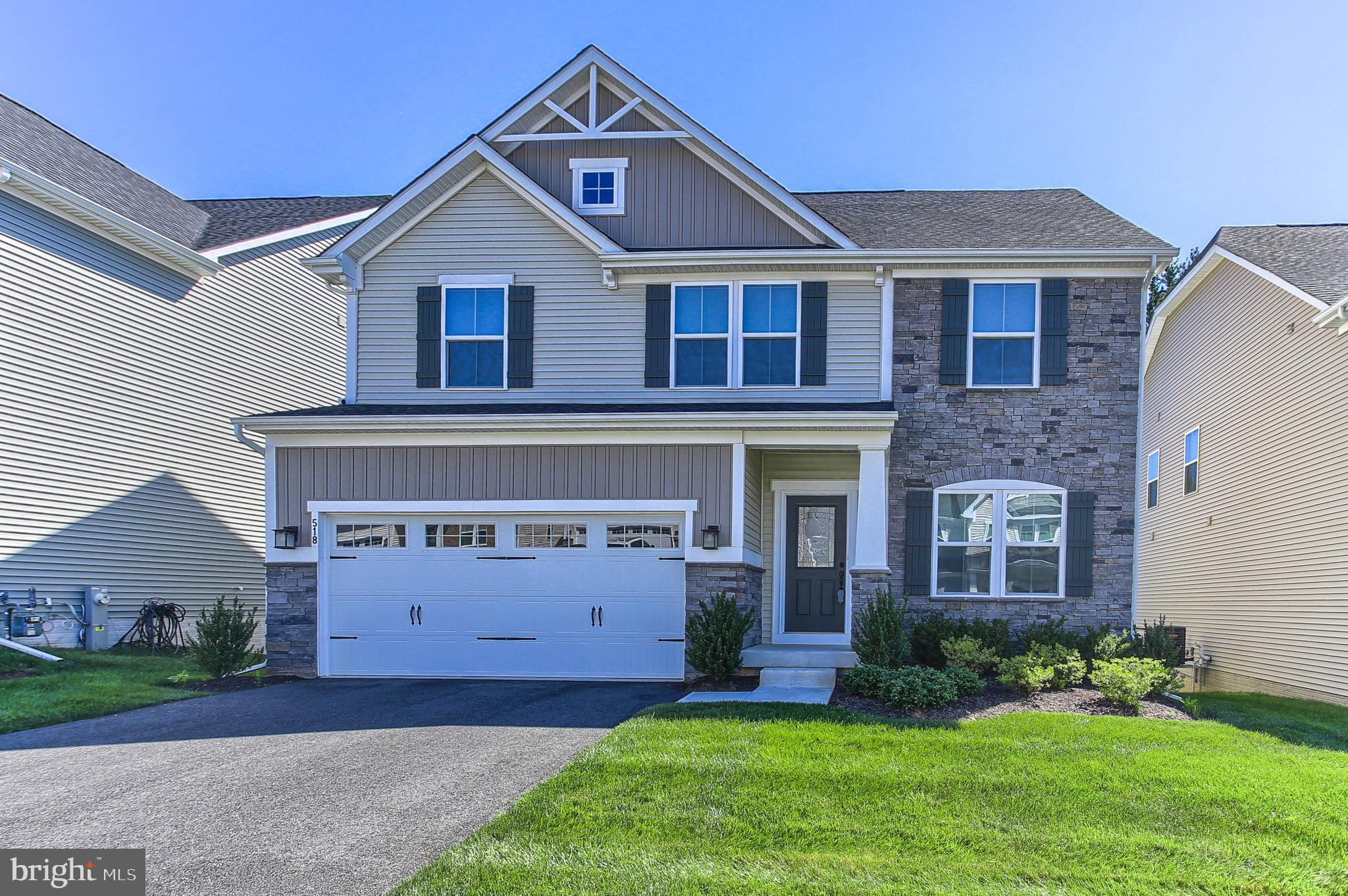 Welcome Home!! To this Beautiful Immaculate  2 year 6 months  young Colonial  in sought after Scenic