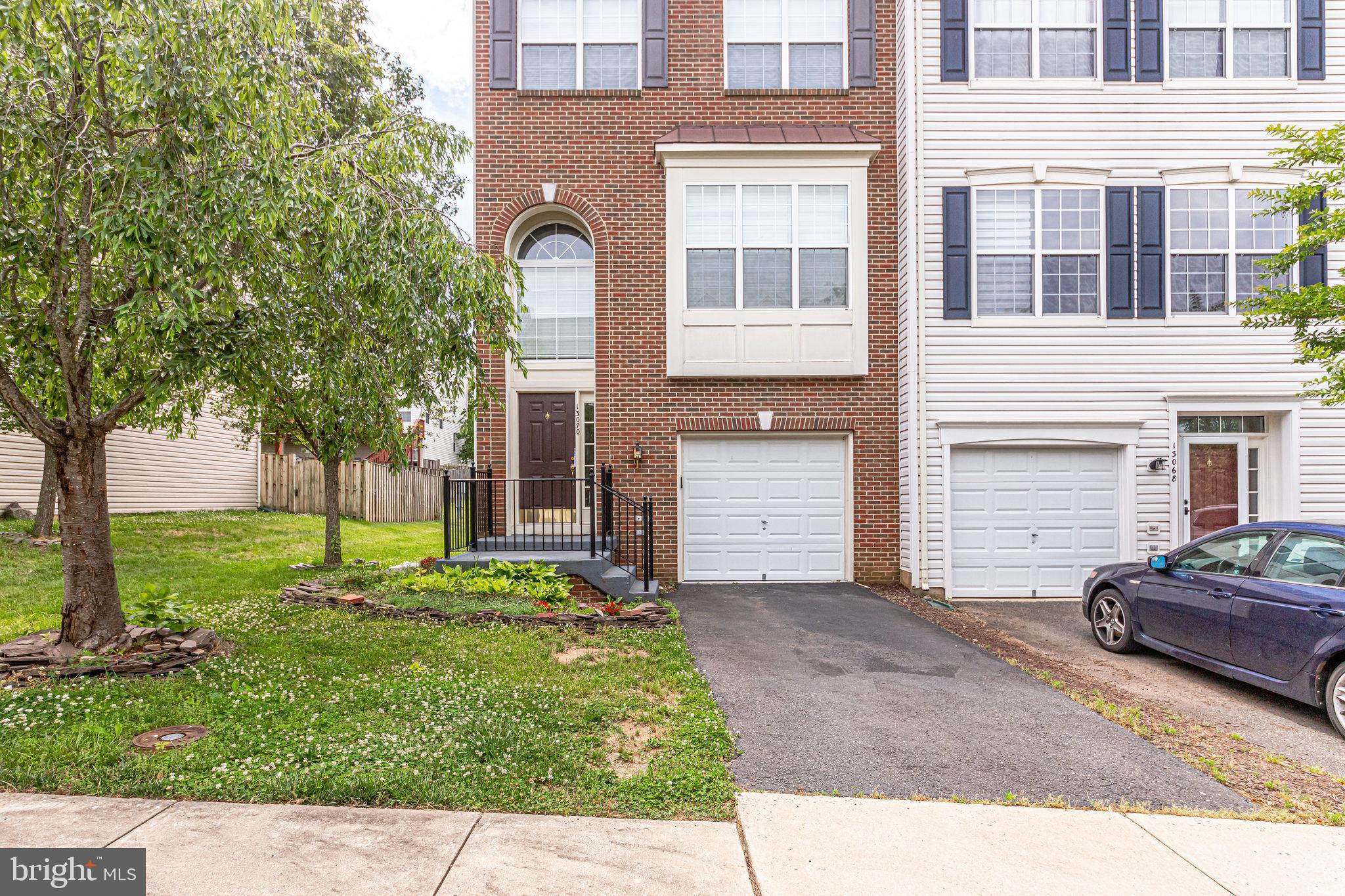 Please follow all COVID-19 guidelines. Excellent Colonial Townhouse, 3 BR, 2 1/2 baths. End unit wit