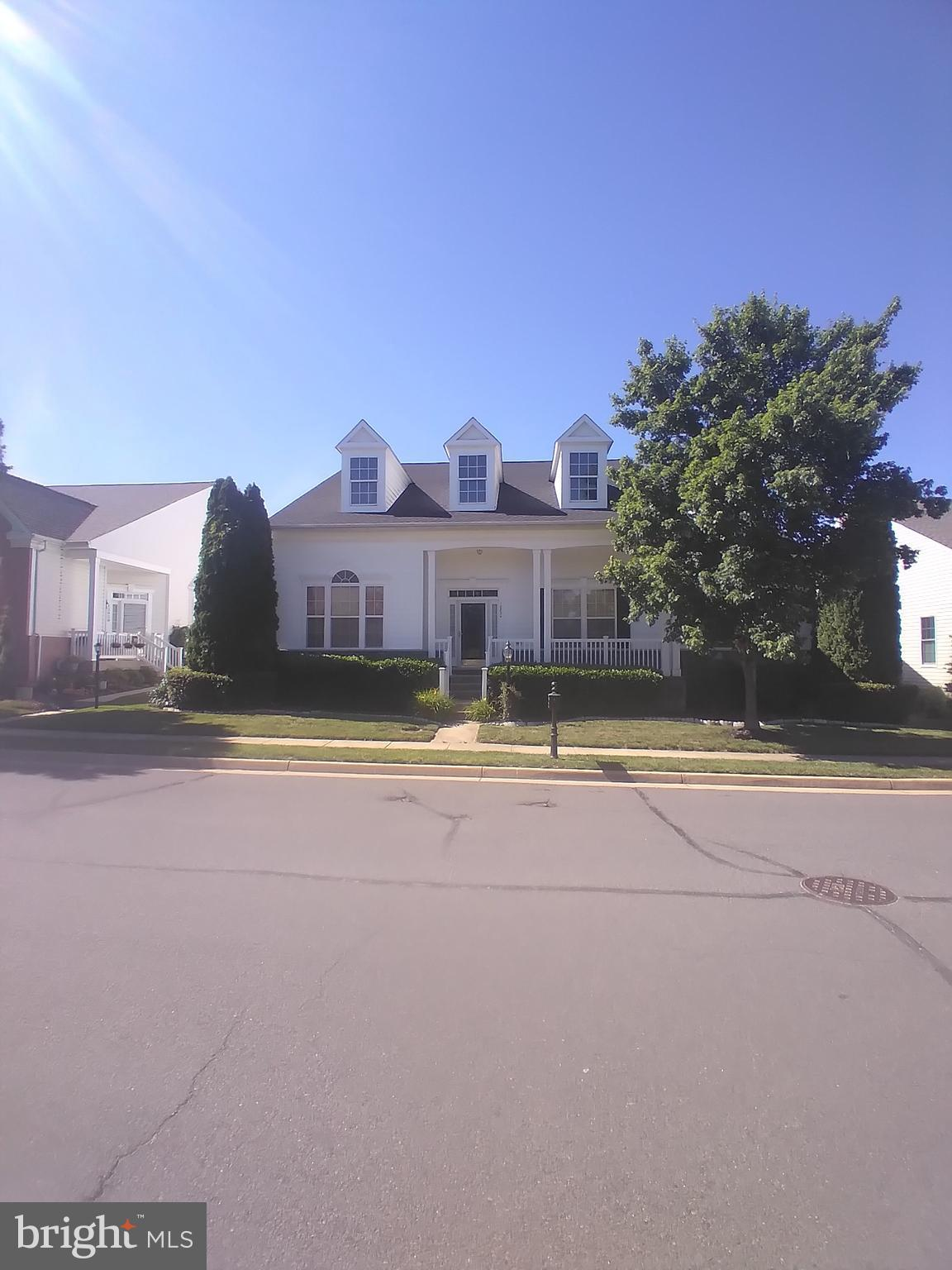 Formal Model home**3 bedrooms with 2 full baths on main level**Fireplace**Gas heat**Large Sunroom ad