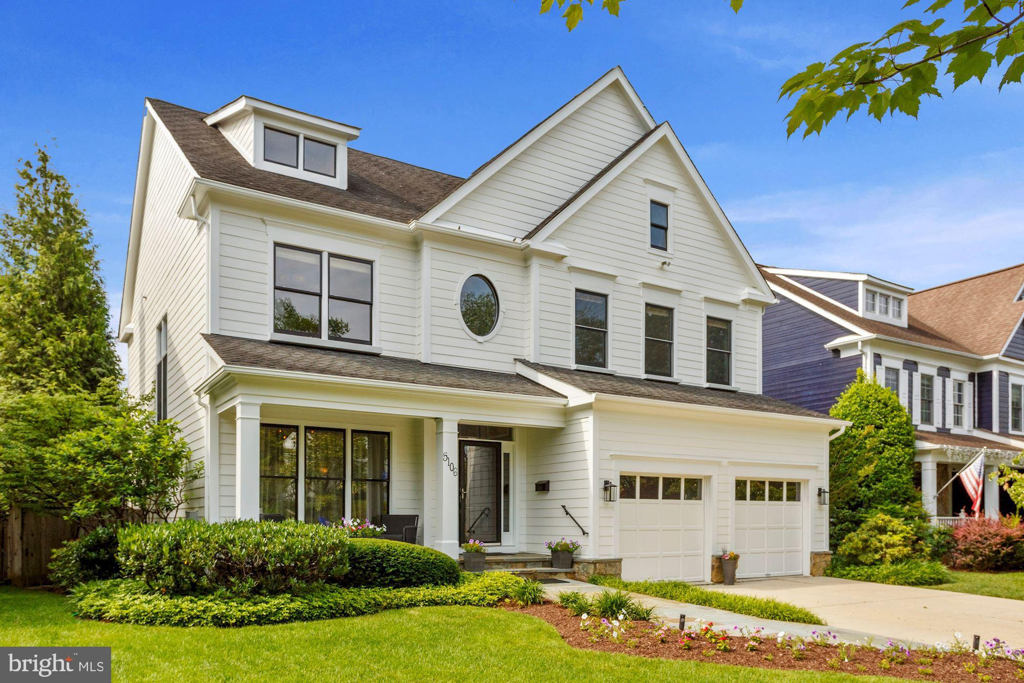 LOCATION, LOCATION, LOCATION! Gorgeous 5 bedroom, 4 1/2 bath home by award-winning builder, Laurence