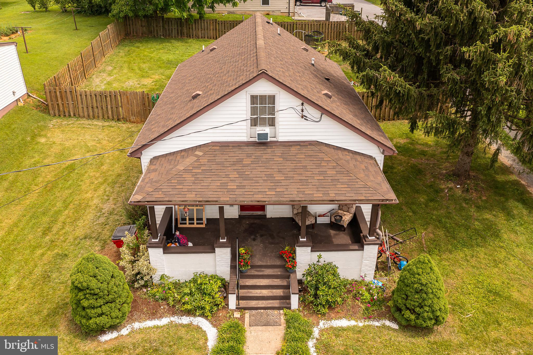 Charming 3 bedroom 2 bath craftsman bungalow just off Mildred Street across from the Ranson Communit