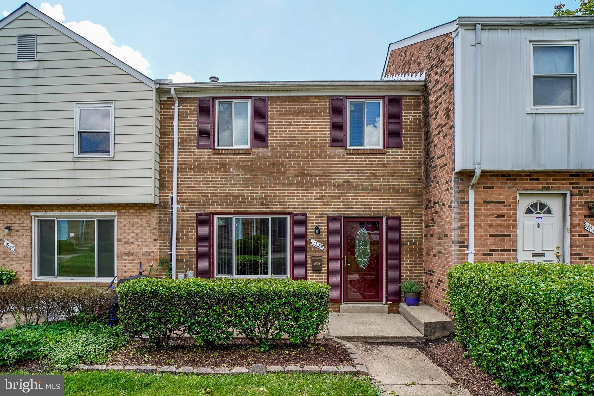 """This spacious, three-bedroom, one-and-a-half-bath, two-level townhome is """"Move-In Ready!""""   Freshly"""