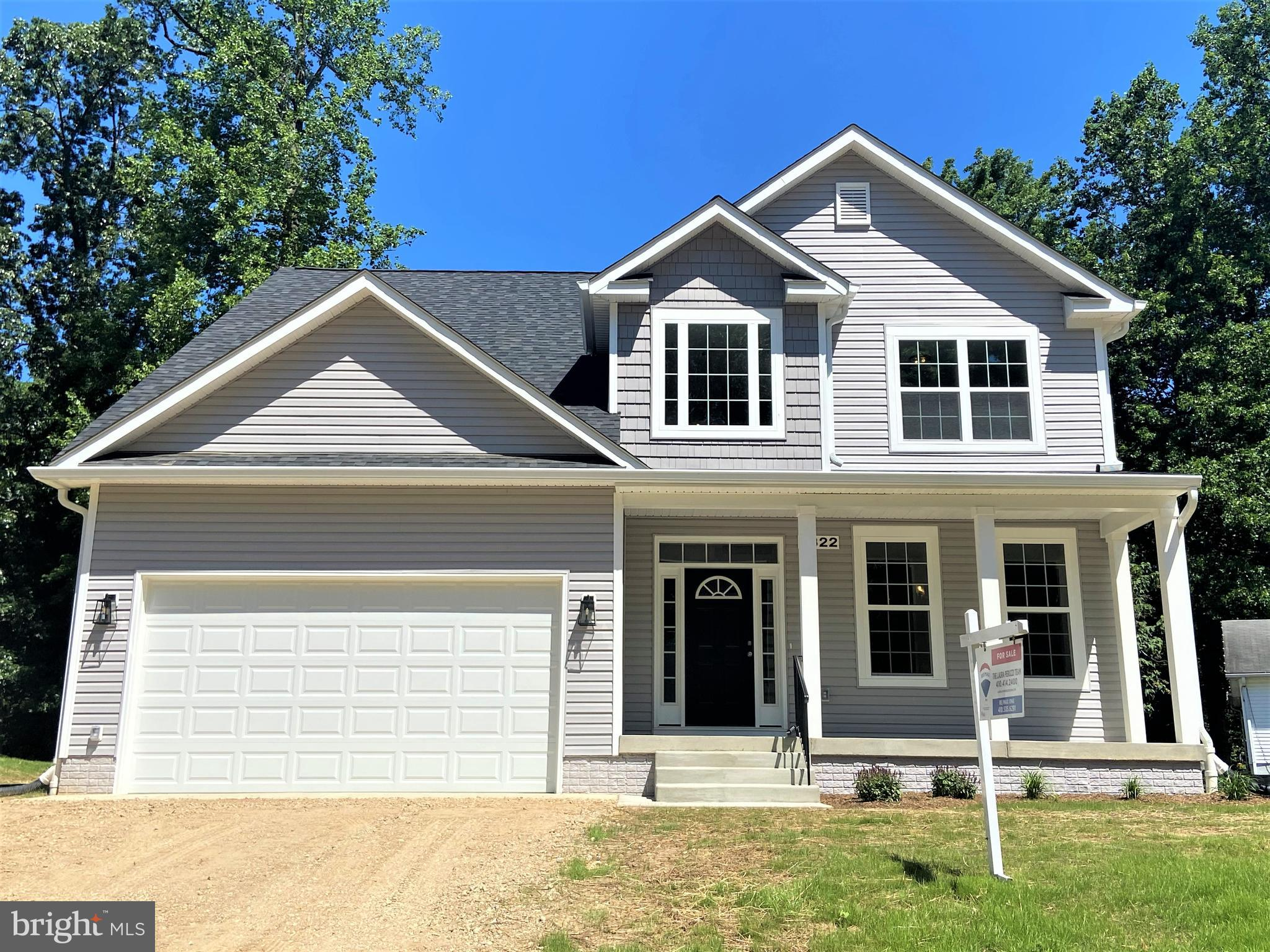This newly constructed colonial has all of today's most sought after amenities! The open two story f