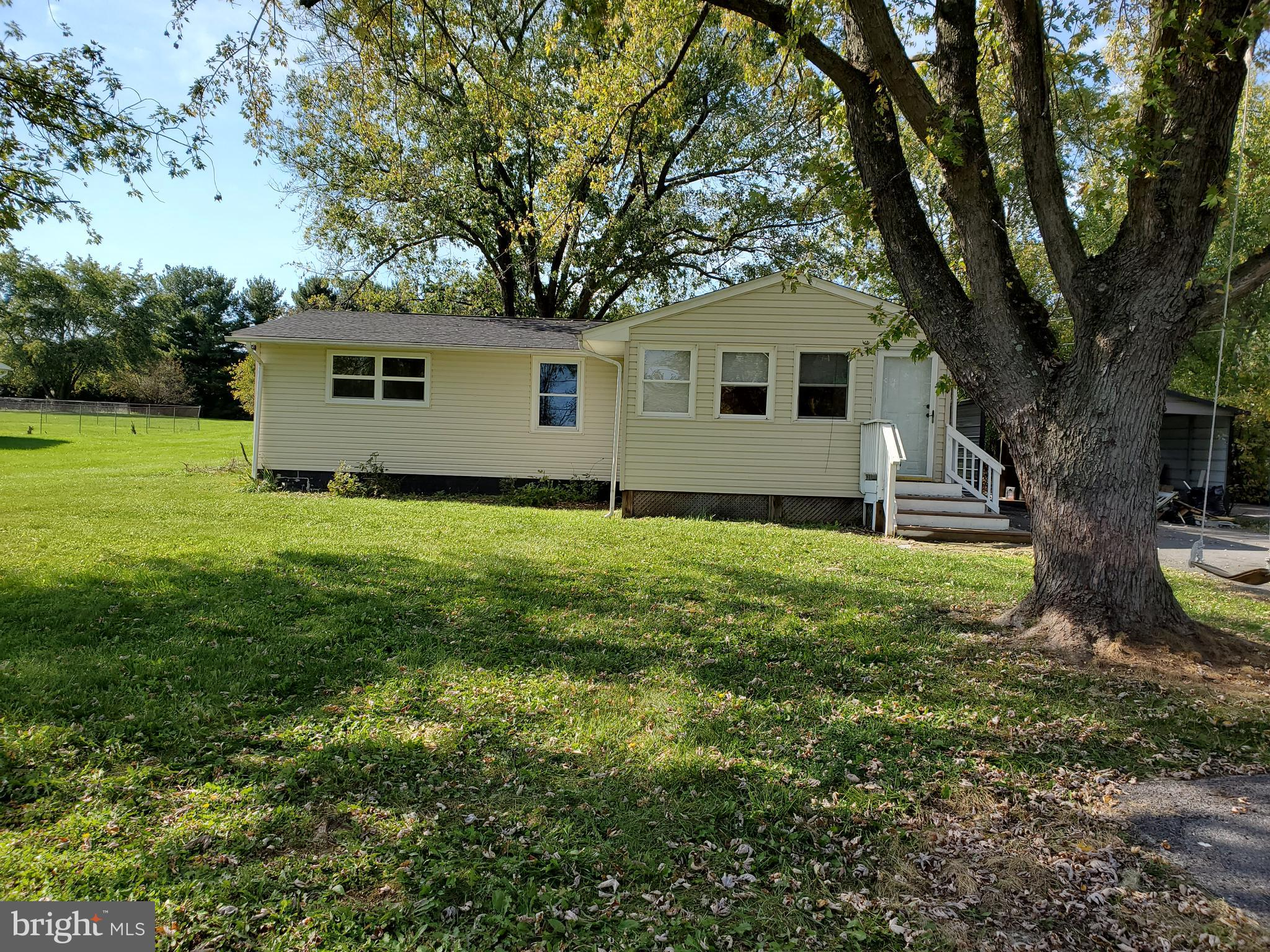 BACK ON THE MARKET WITH A LOT OF CHANGES.  This 3 bedroom, 1 bath one level home on .85 acre located