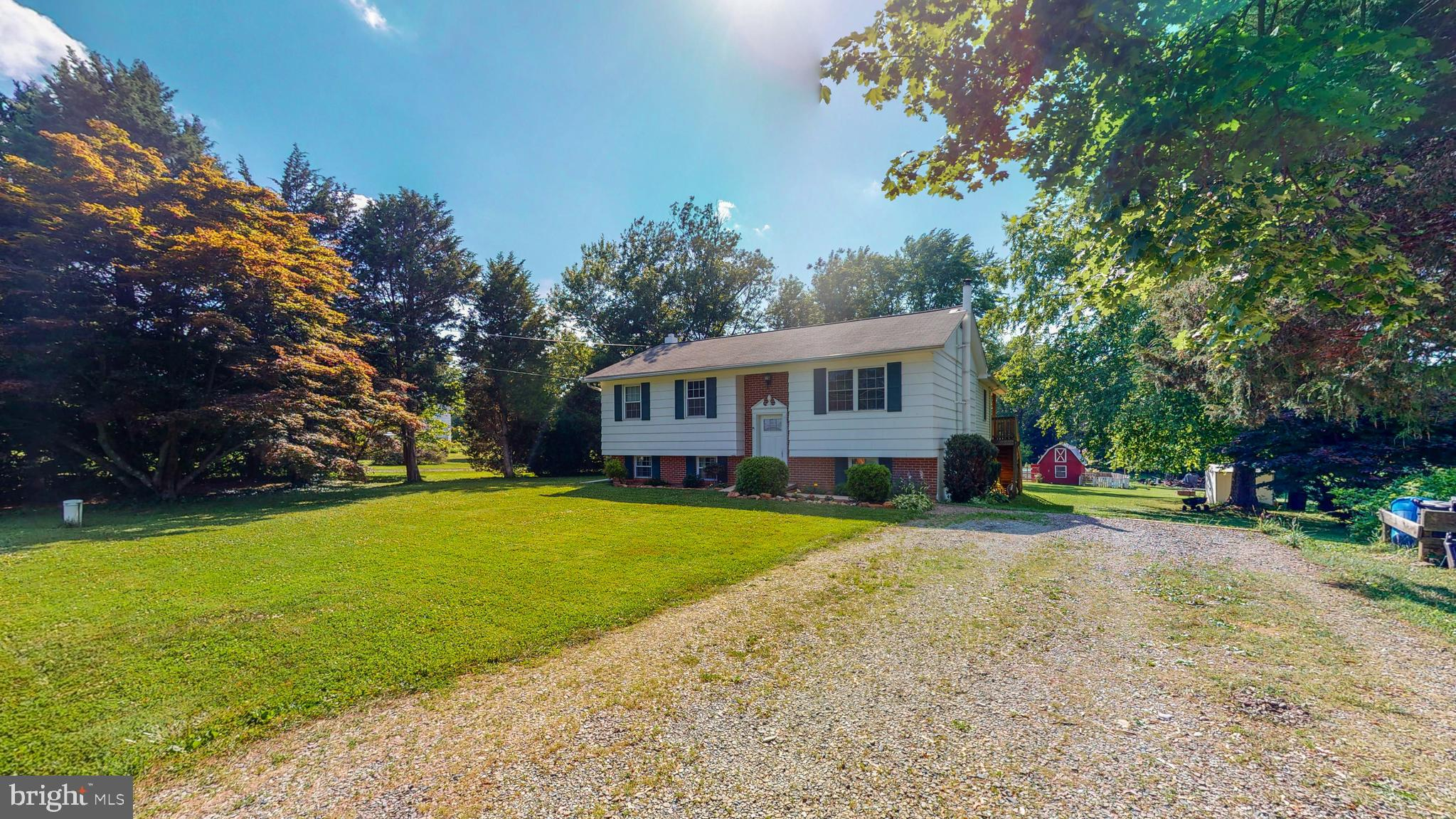 Spectacular Four Bedroom, Two Bath with Huge Addition in Peaceful Harford County on Almost One Acre!