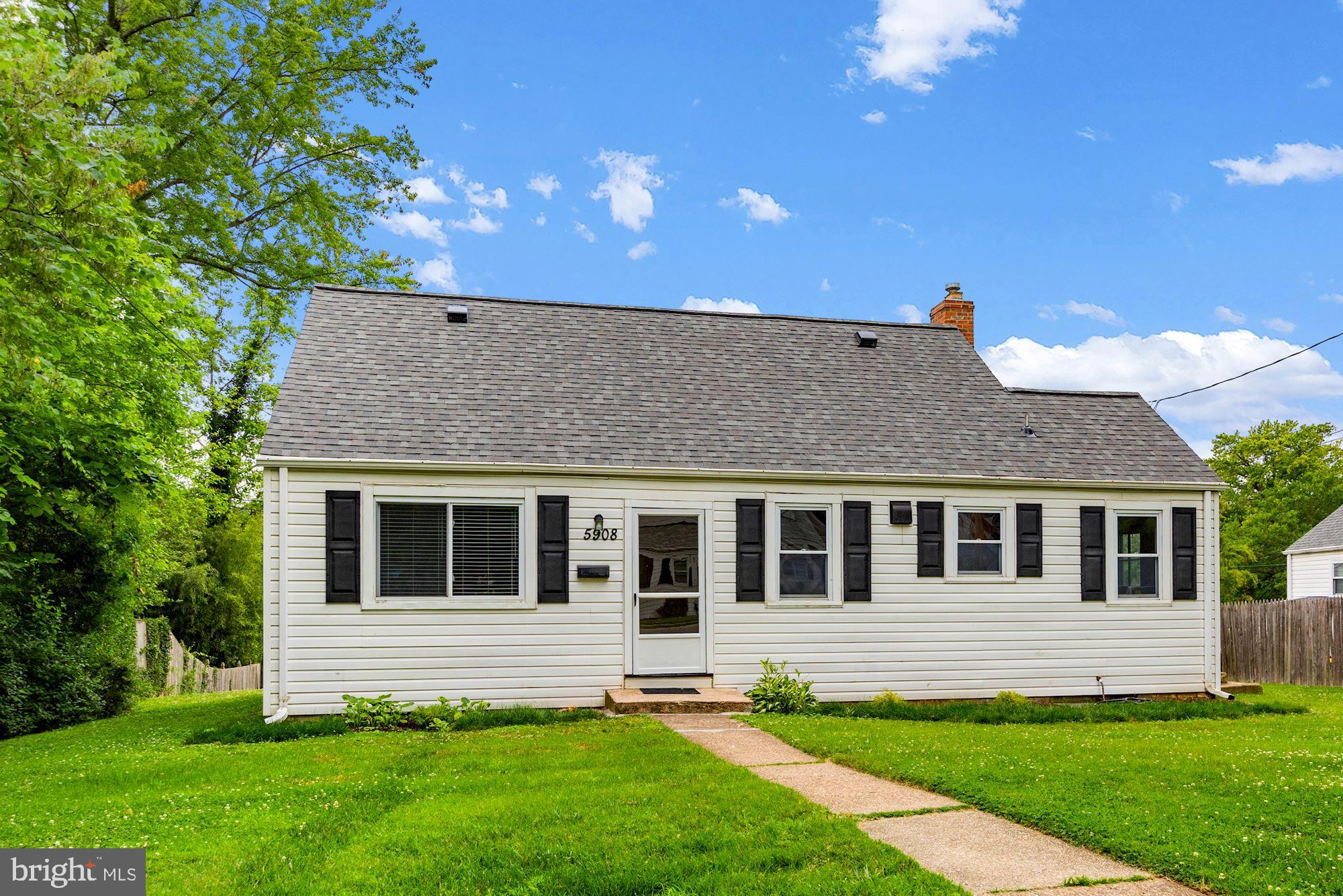 Welcome to this well kept 3-bedroom home in the sought after Twinbrook neighborhood of Rockville.  M