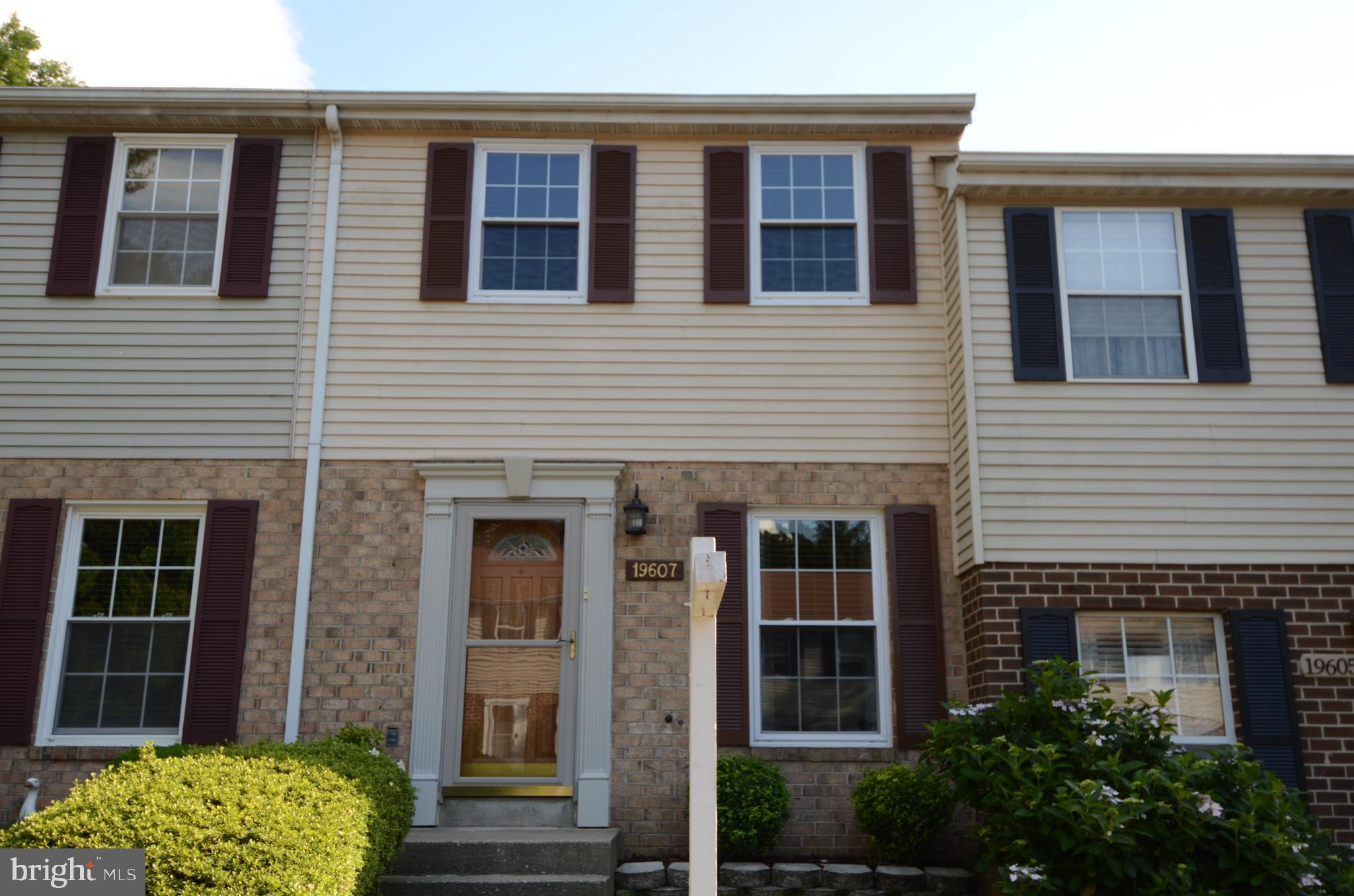 Charming 2 level townhome in the heart of Germantown. This delightful home features 2 finished level