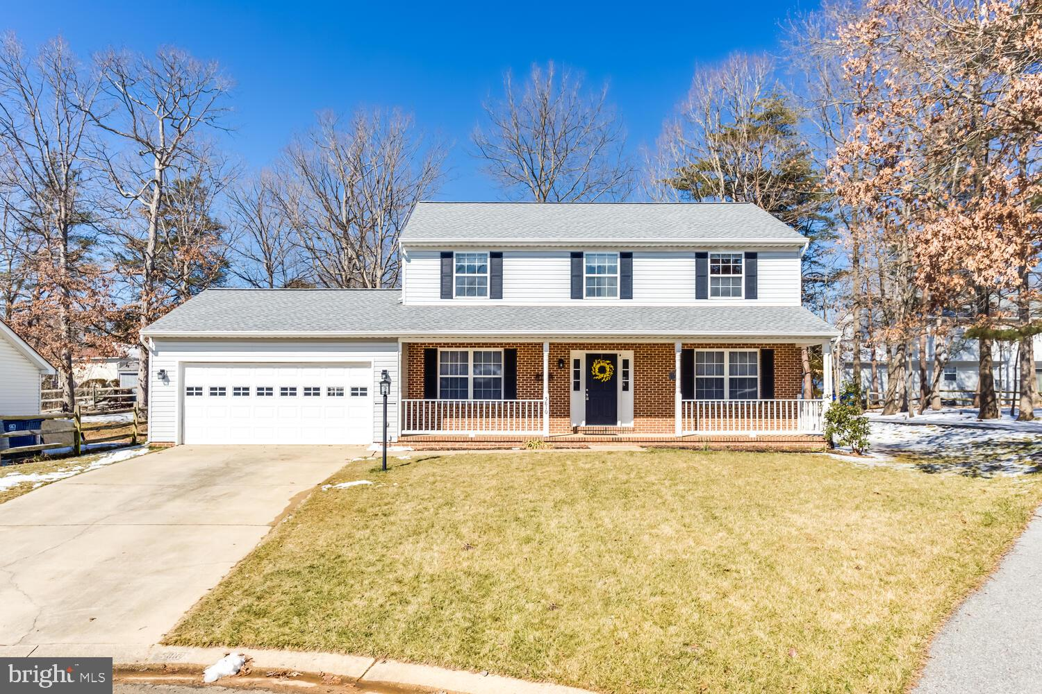 """""""Pride of ownership"""" shows throughout this beautiful home!  Featuring 3 bedrooms, 2.5 baths,  kitche"""