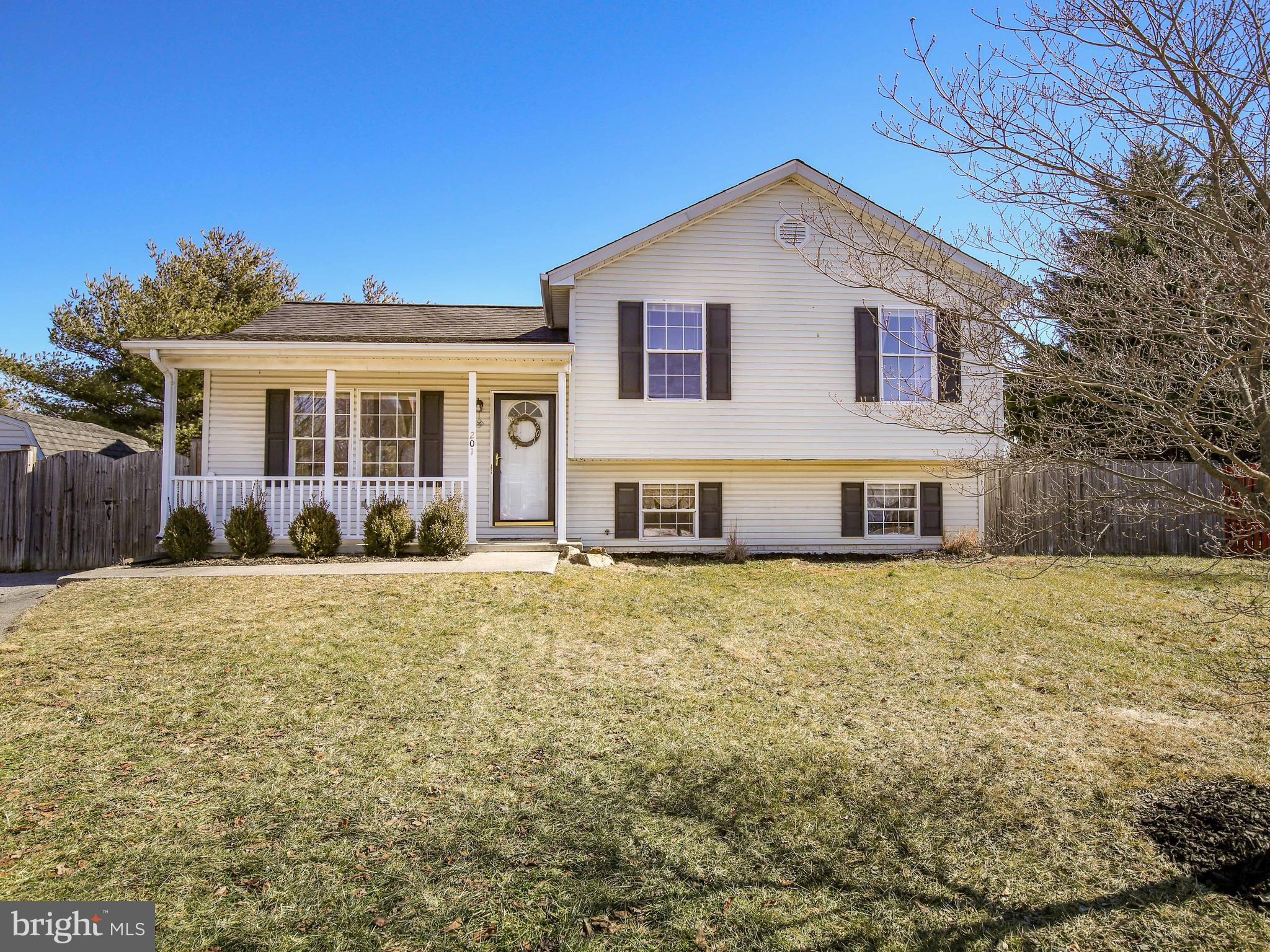 This efficient, light-filled home close to town can be yours!  Just outside of downtown Charles Town