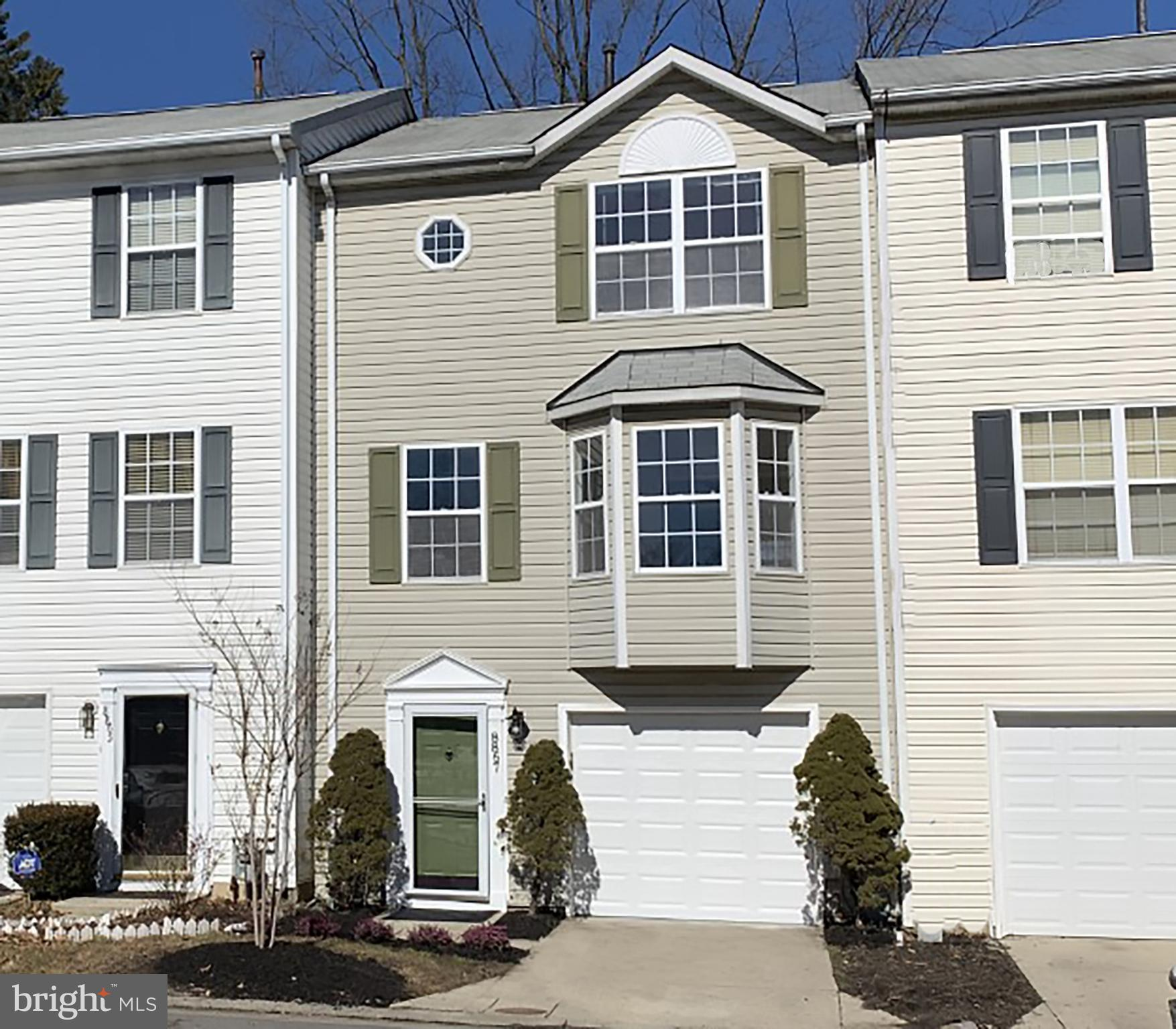 Perfect location, three bedrooms, four baths, walk out basement, and a garage! This lovely townhouse