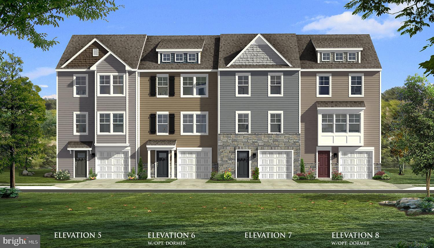 MOVE-IN SUMMER 2021! New Townhomes in Jefferson County with Views of the Blue Ridge Mountains! The Y