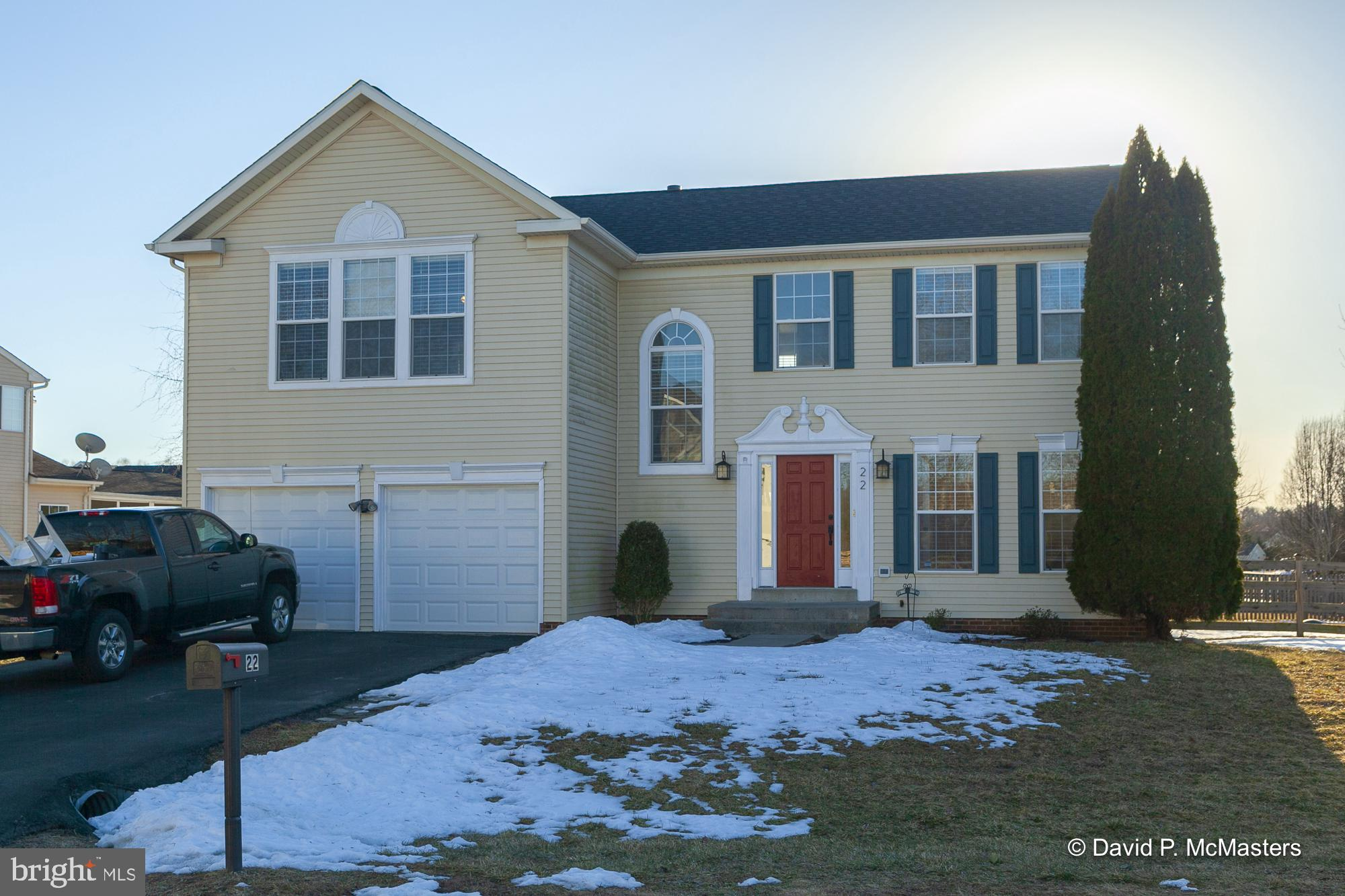 AWESOME LOCATION! NEW ROOF! NEW CARPET!  Fresh hardwood floors.  Great 5 bedroom colonial in sought