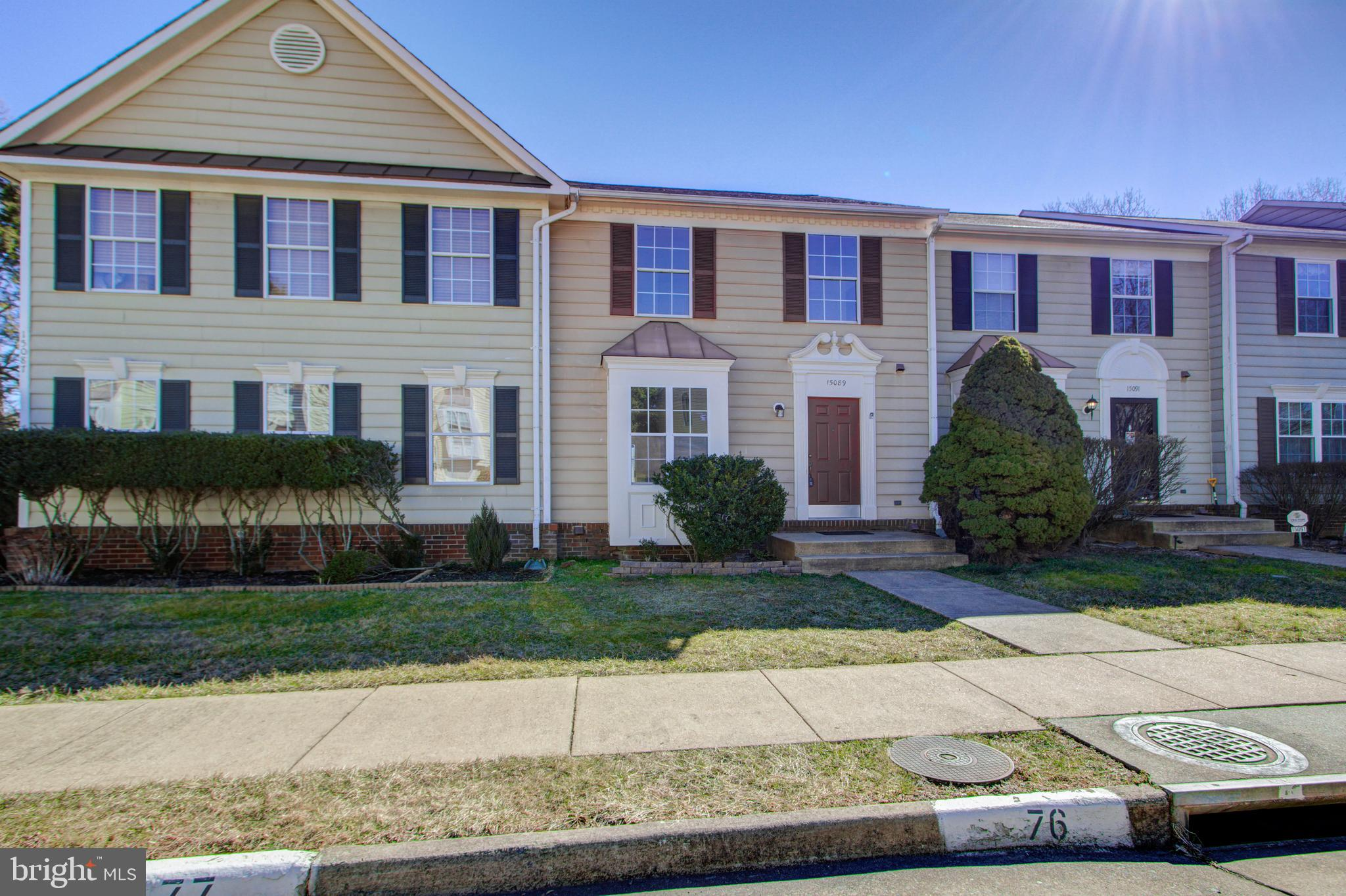 Open House Saturday & Sunday  1-4pm (Feb 27th & 28th)! Great commuter location close to Rt1 and I95!