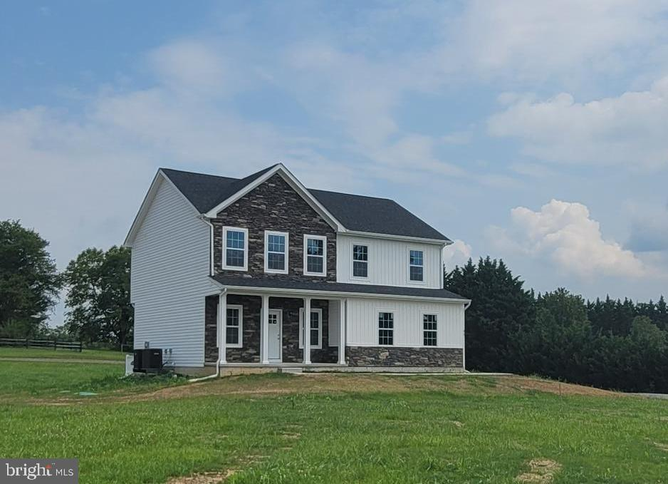Ready for September 2021 delivery. Your 4 bed 2.5 bath colonial on 1.16 +/- acre lot will be complet