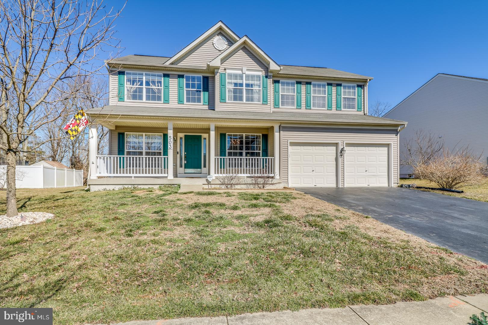 Spacious 5 Bedroom, 2.5 Bath Home in sought after North Brook neighborhood!  Featuring almost 3,000