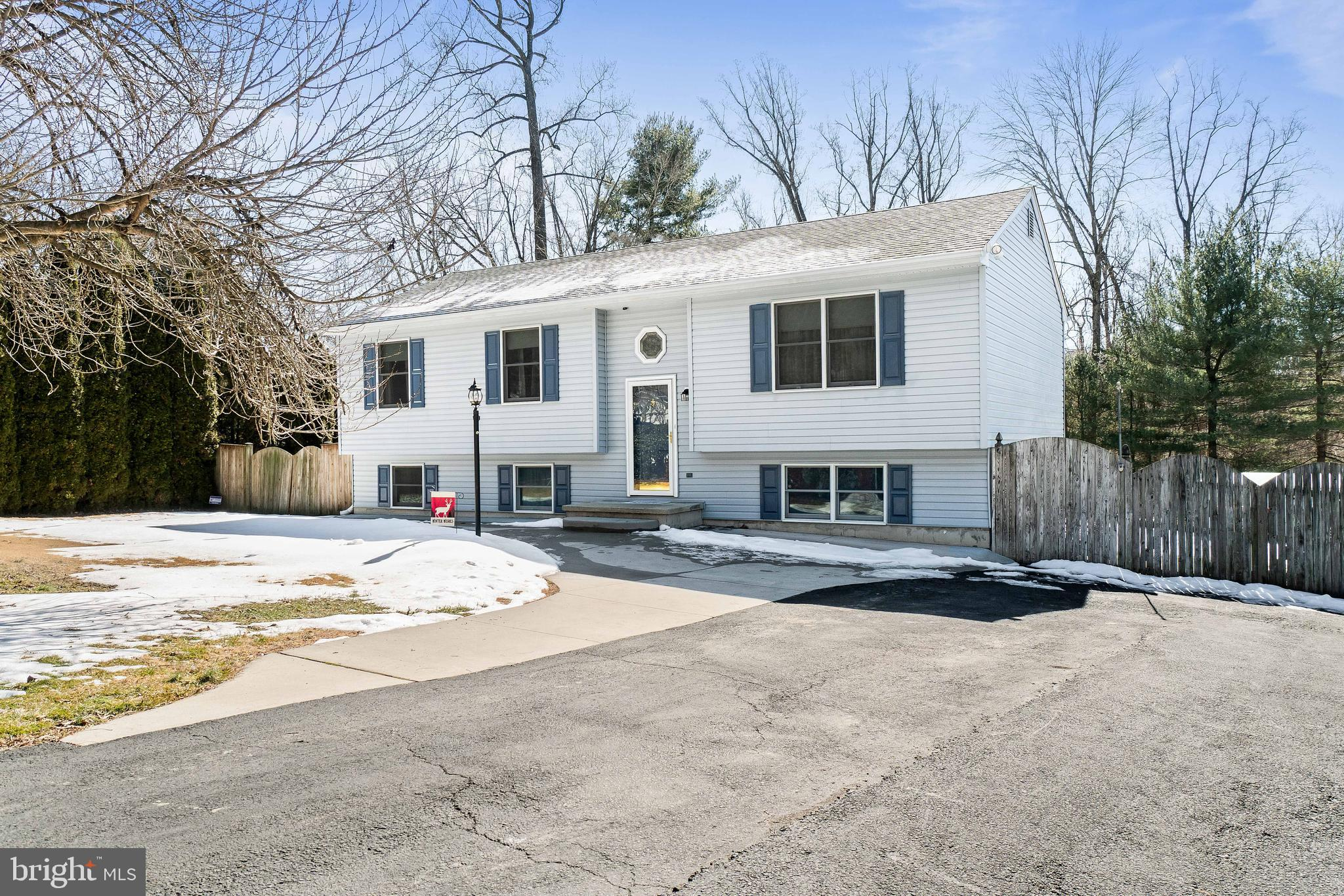 Welcome home to this move in ready home in the Woodlyn Heights neighborhood.   Main level features a