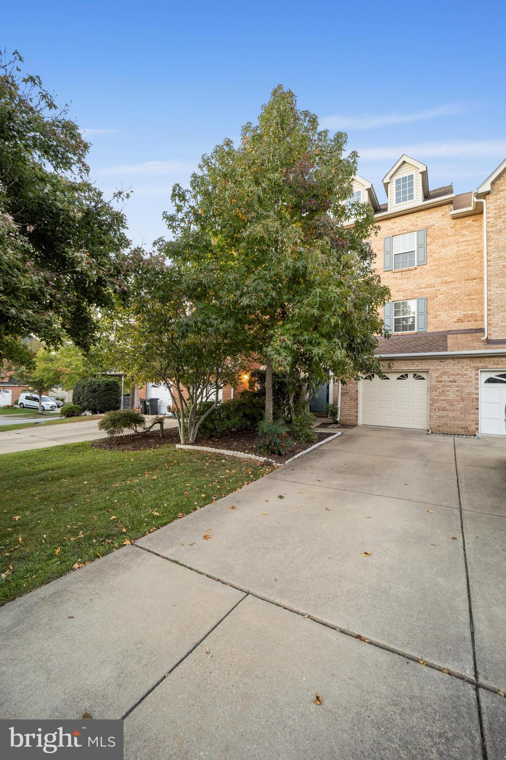 Your new home is an exceptionally well-maintained three-story single-family townhome. Your home is l
