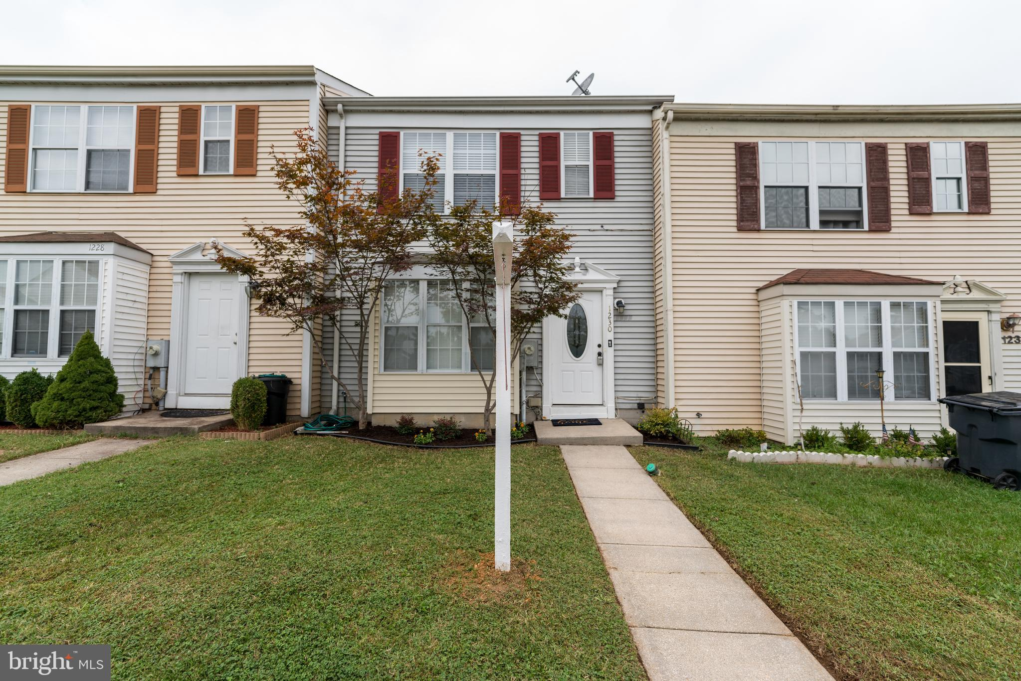 Impeccably maintained 3 bedroom 1.5 bath townhome in the great community of Greys Landing in Belcamp! The community has many amenities including a pool and recreation center.   The kitchen is updated with all stainless steel appliances and a contemporary white subway  tile backsplash. Large family room with laminate flooring that leads to rear patio and fully fenced in backyard.   The shed outside is great for storage and the concrete patio is perfect for entertaining. Upstairs there are 3  large bedrooms with newer carpet and a full bath.  Appliances are in great condition and the home comes with a Nest thermostat system.  Come check out this lovely home.  More photos to come!