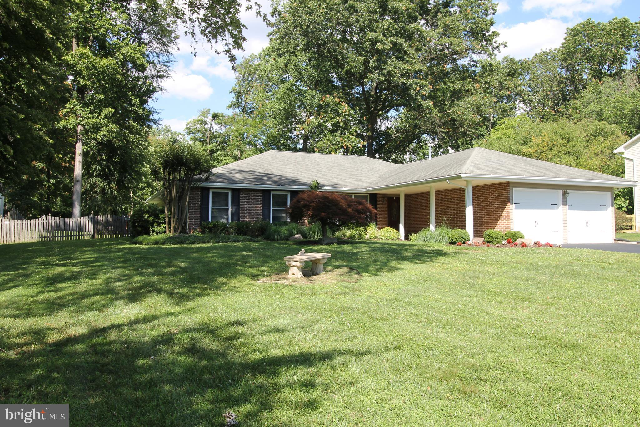 OPEN HOUSE Sunday 6/27 from 1-3pm. Beautifully maintained and expanded Rancher with in-ground pool,