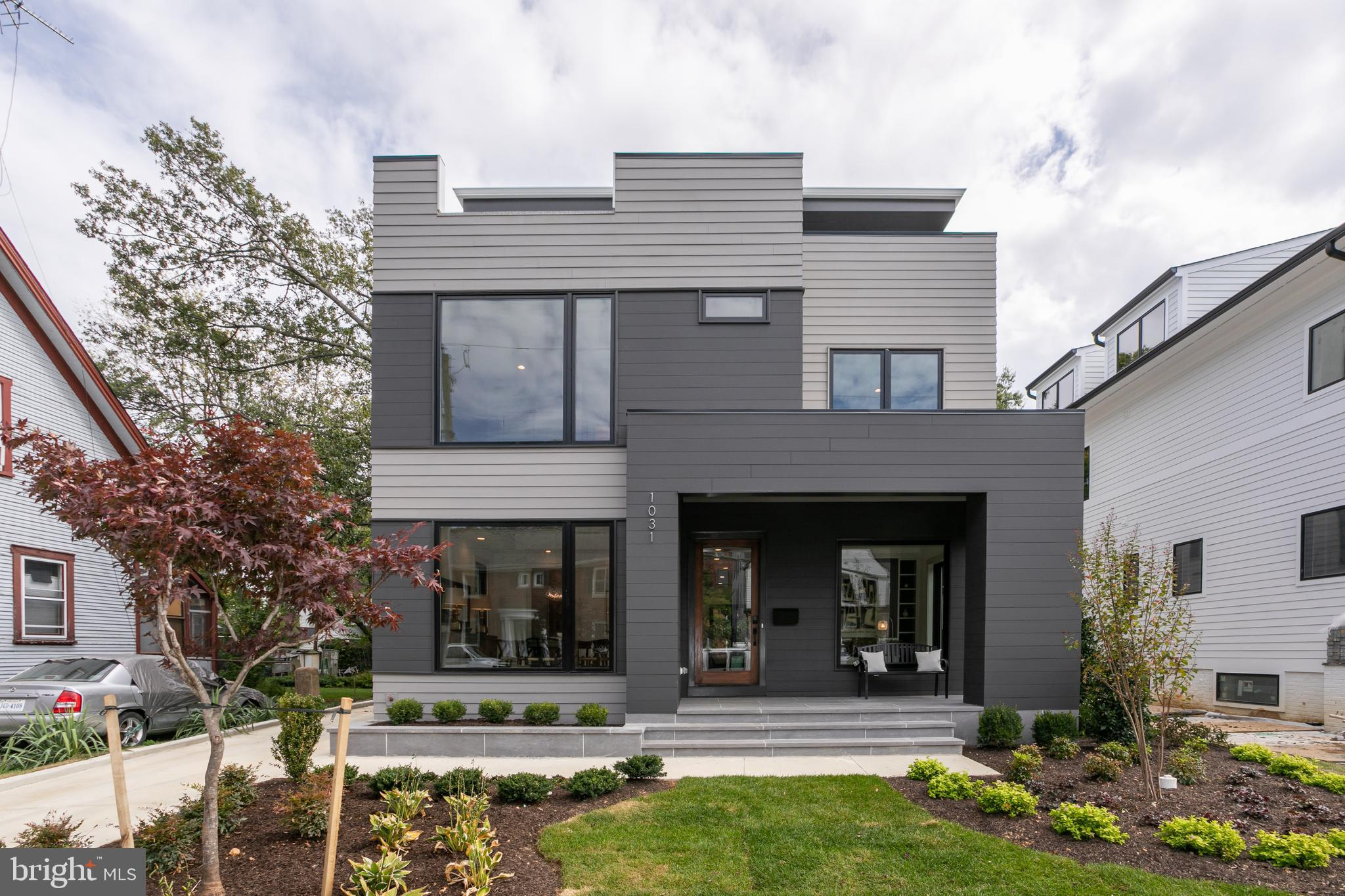 Cherry Hill Custom Homes presents this modern gem in the heart of Clarendon. The contemporary design
