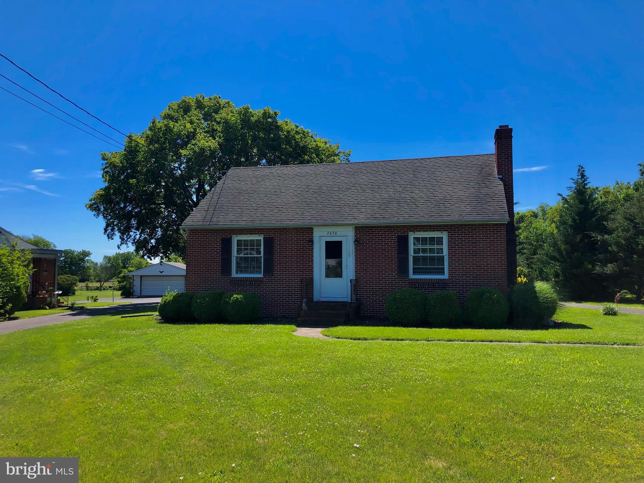 Prepare to fall in love with this adorable, updated home on almost an acre!  Located just minutes fr