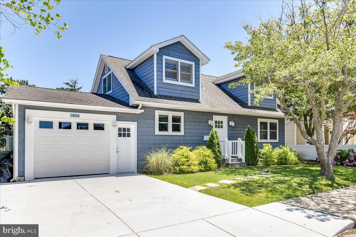 Beautifully remodeled and thoughtfully updated waterfront home in one of Ocean City's premier in tow