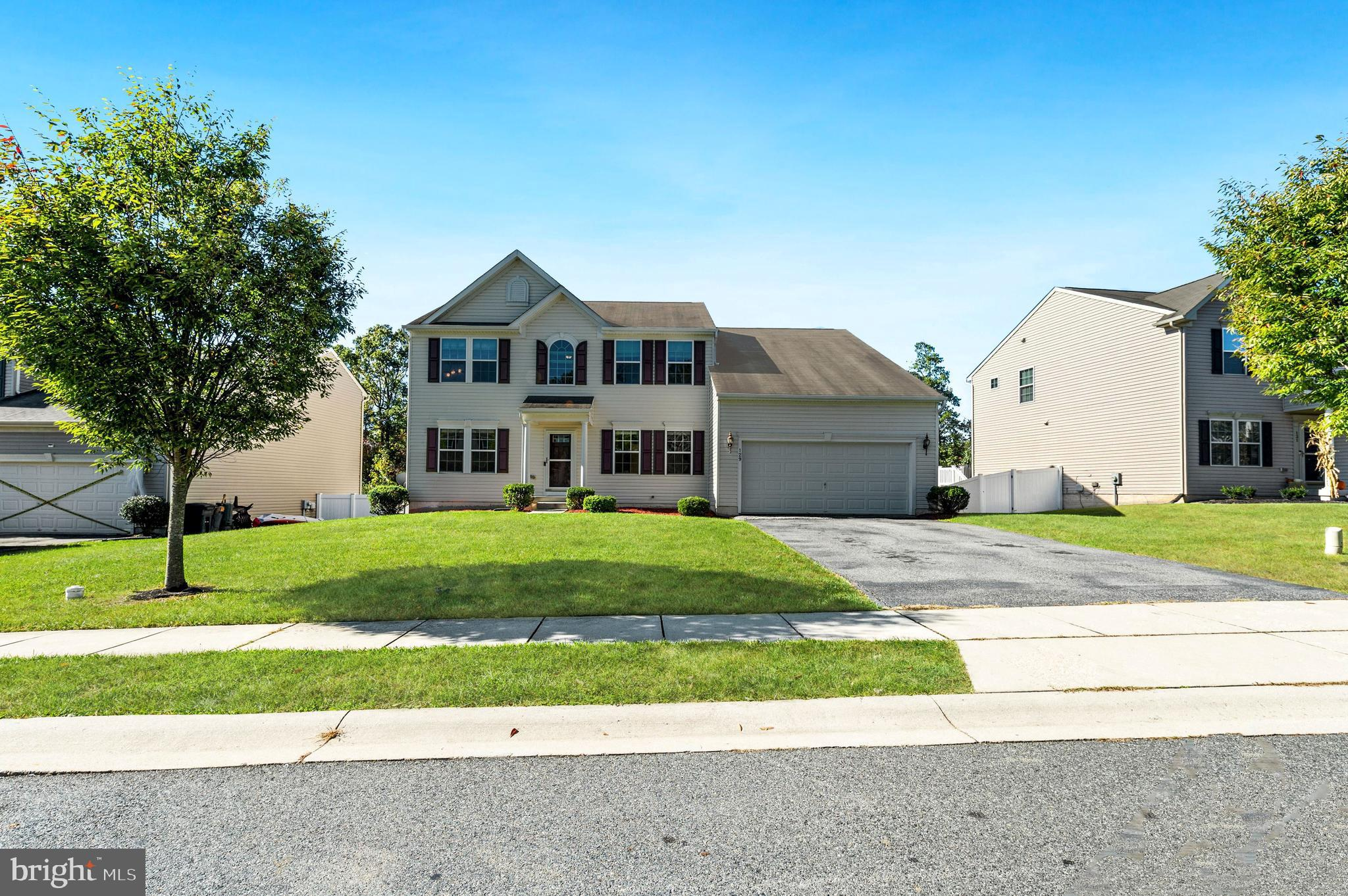 Beautiful Colonial perfectly located on a quiet street in the sought after Cool Springs at Charlesto