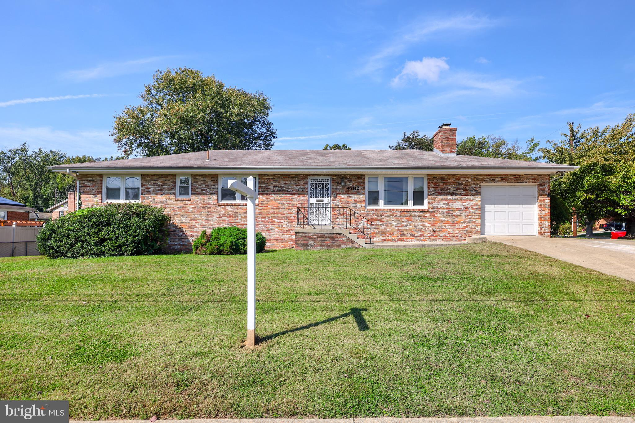 Home with  great bones and endless possibilities. 4 bedrooms 3 baths. Home has unfinished lower leve