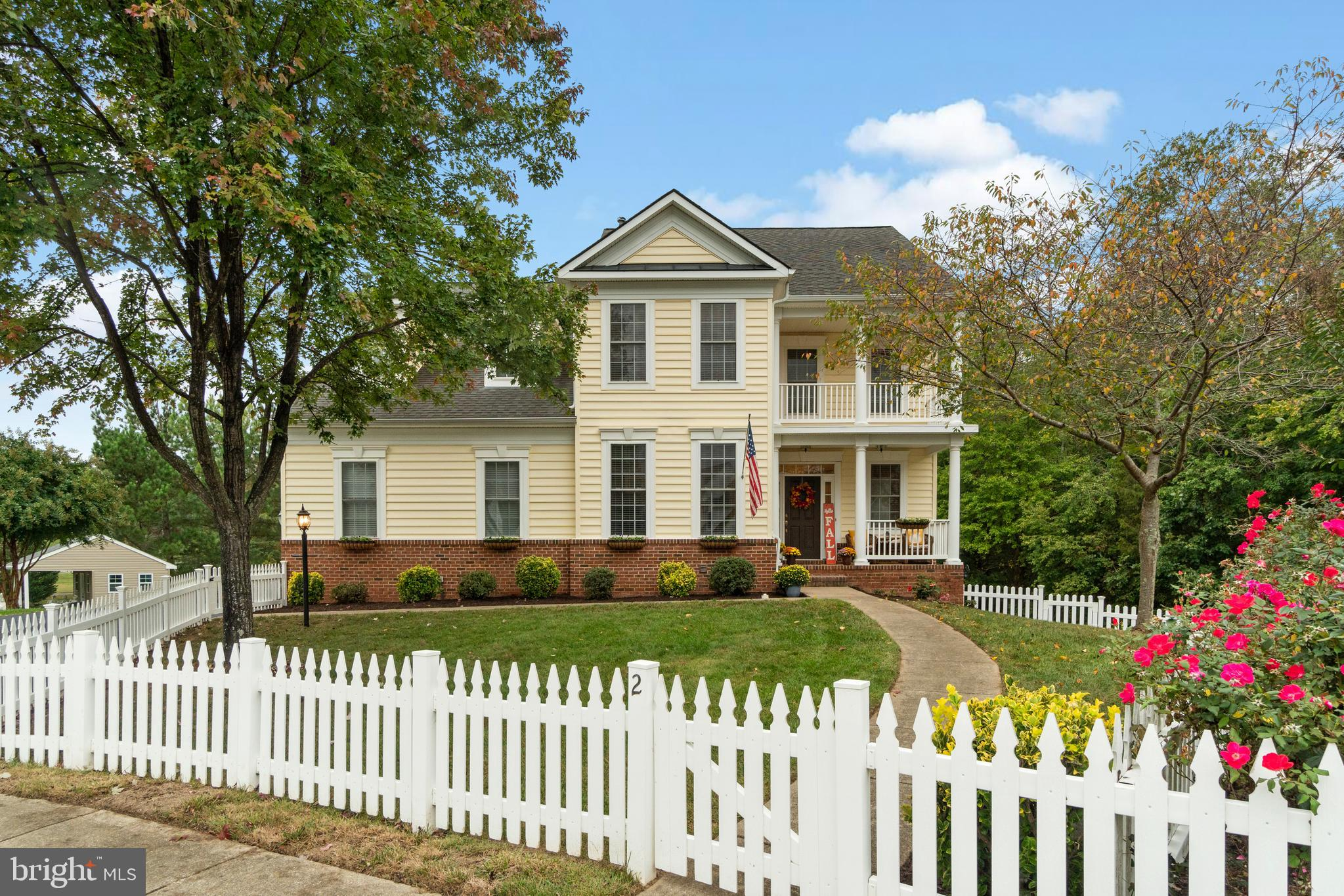 Welcome home to this charming Colonial! Nestled deep in the cul-de-sac, you will want to make your w