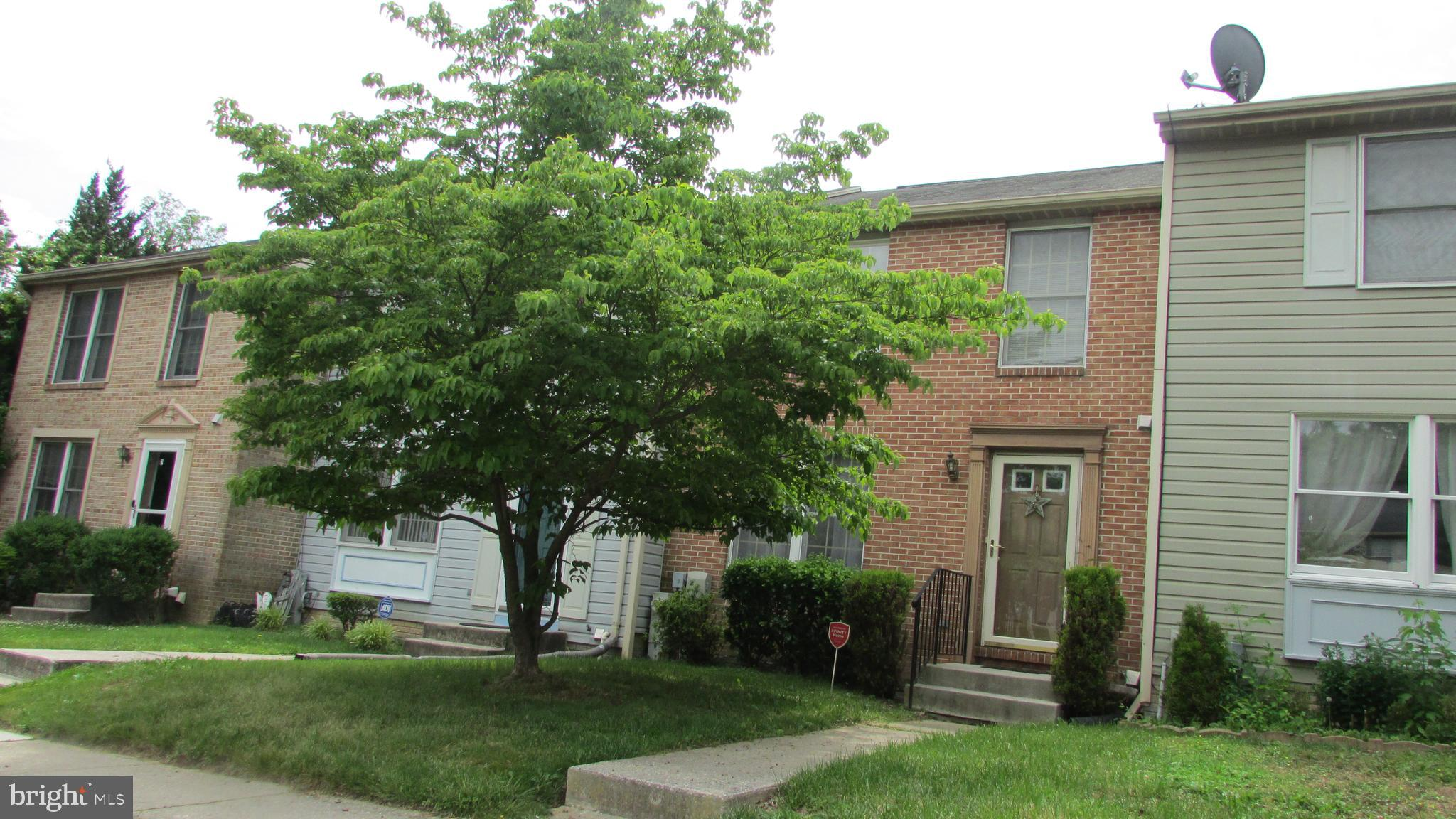 Best deal in ALL of Owings Mills is HERE. This 3 bedroom jewel boast Hardwood floors, Fenced rear, 3 finished levels with plenty of storage space and much more. An abundance of natural light flows through the large windows inside the ample sized bedrooms.  The dining room leads to a huge deck through the patio doors. Master bedroom has a walk in closet and a seating area. This one is priced to move and it will. Do not wait to view this property. It needs a little TLC but is more than worth the time and the effort.