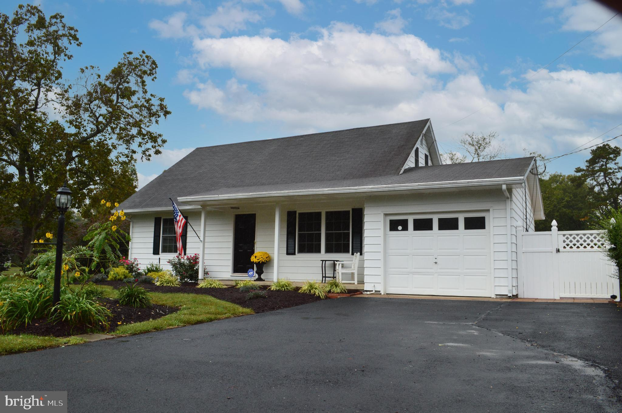 This MUST SEE charming cape-cod style house has been completely updated inside and out! New stainles